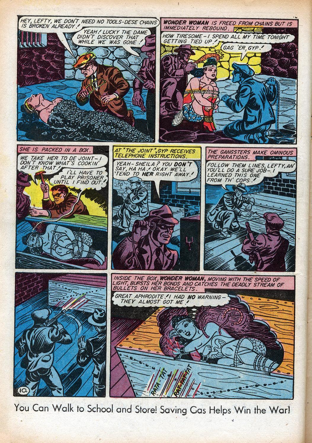 Read online Sensation (Mystery) Comics comic -  Issue #33 - 12