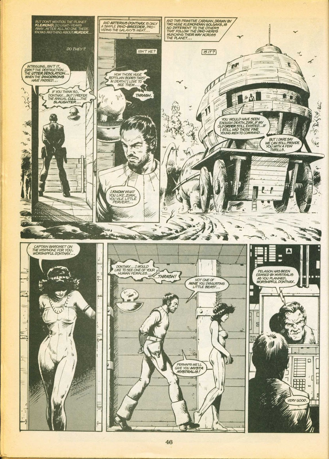 Warrior Issue #1 #2 - English 46