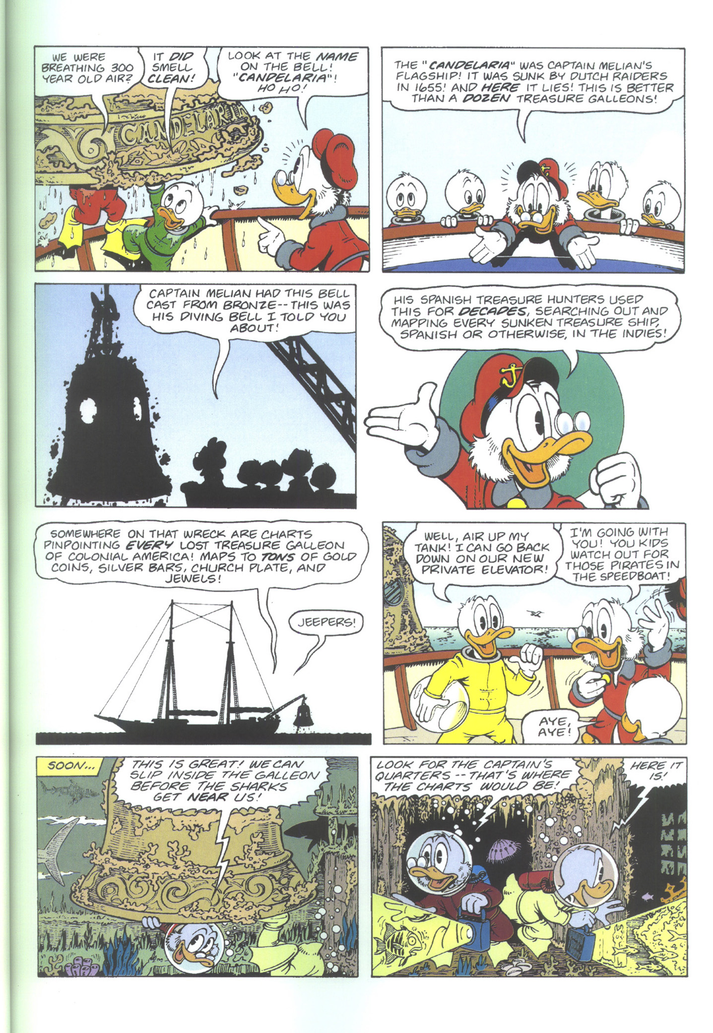 Read online Uncle Scrooge (1953) comic -  Issue #365 - 10