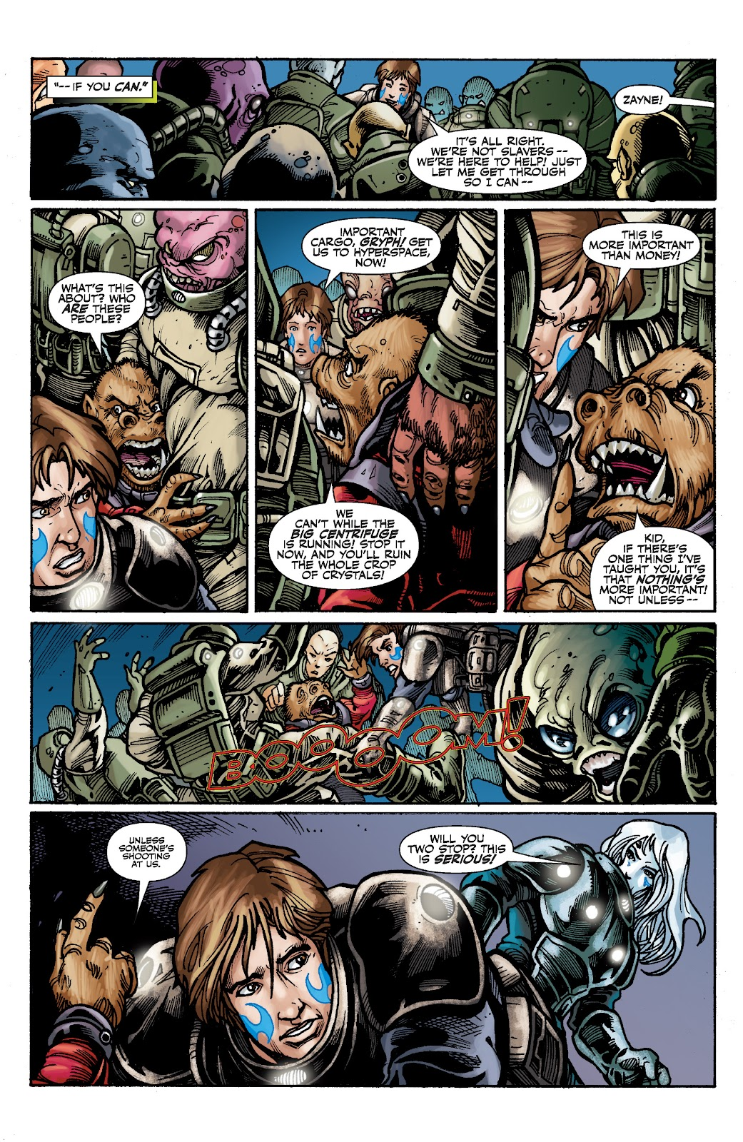 Read online Star Wars Legends: The Old Republic - Epic Collection comic -  Issue # TPB 3 (Part 2) - 53