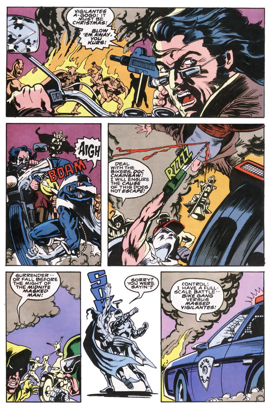 Read online Robocop (1990) comic -  Issue #10 - 18