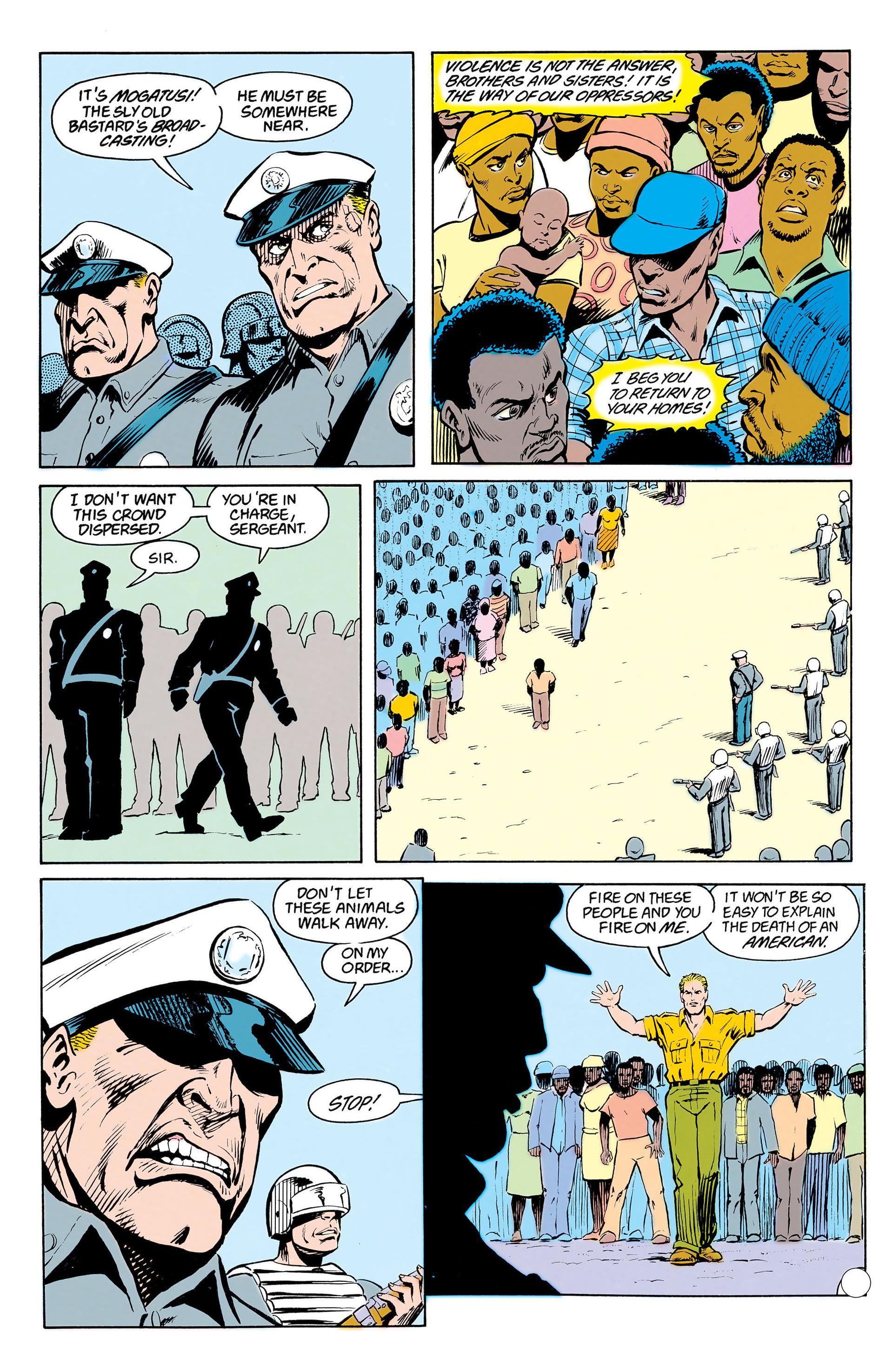 Read online Animal Man (1988) comic -  Issue #13 - 20