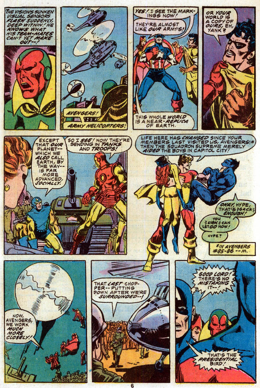 The Avengers (1963) 147 Page 4