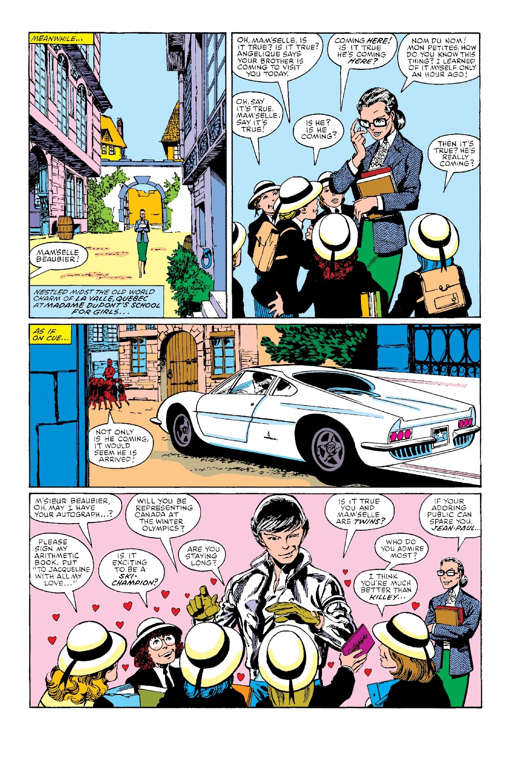Alpha Flight (1983) issue _Facsimile_Edition_1 - Page 12