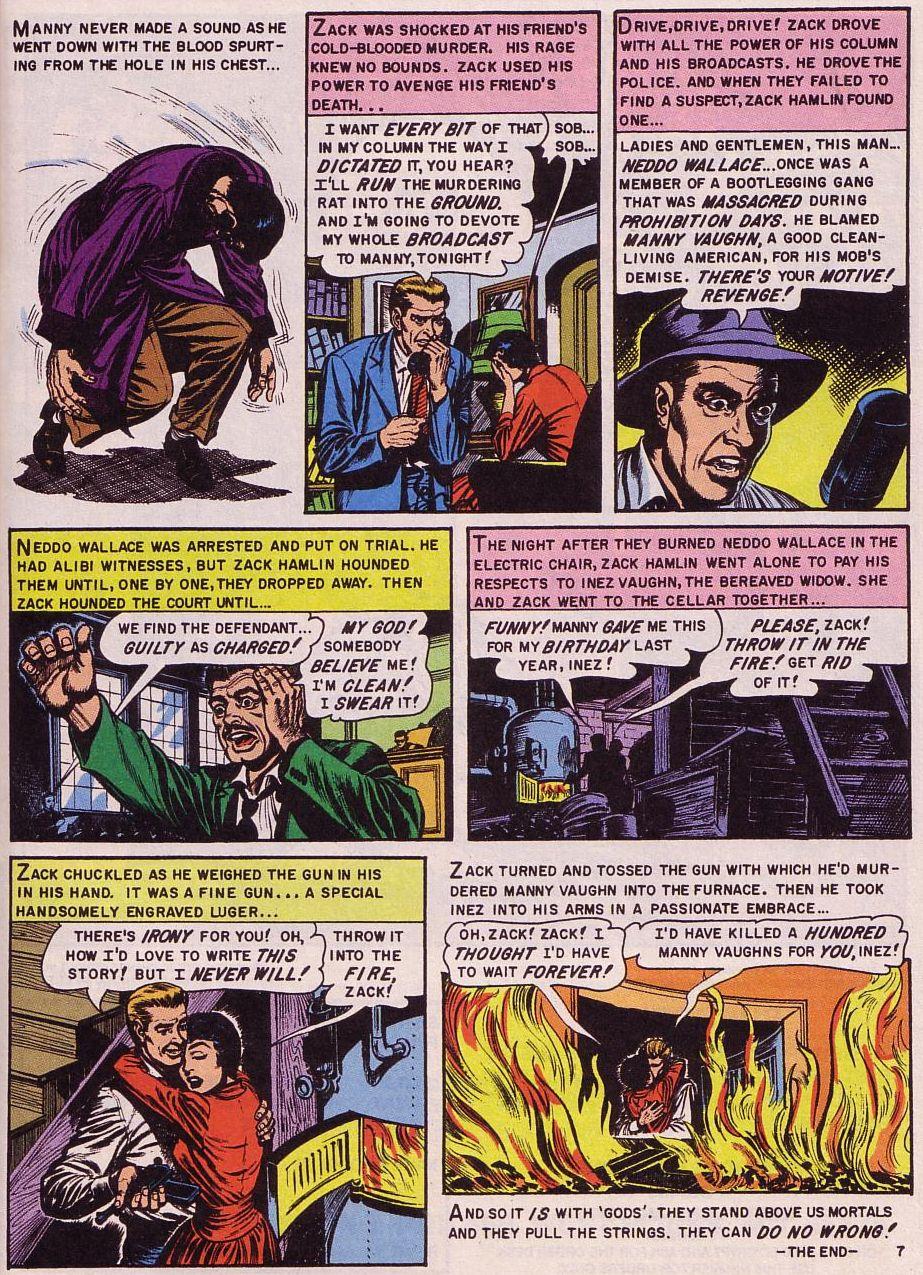 Read online Shock SuspenStories comic -  Issue #16 - 29