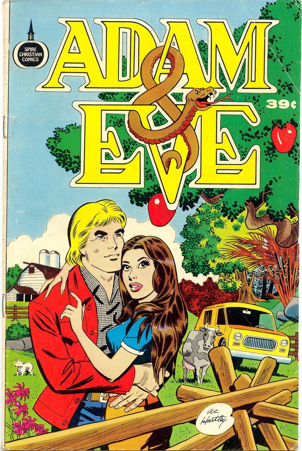 Adam & Eve Full Page 1
