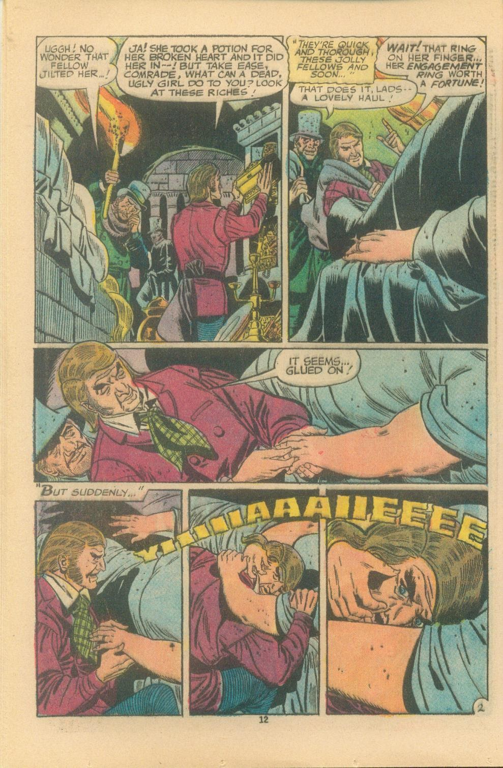 The Witching Hour (1969) issue 38 - Page 14