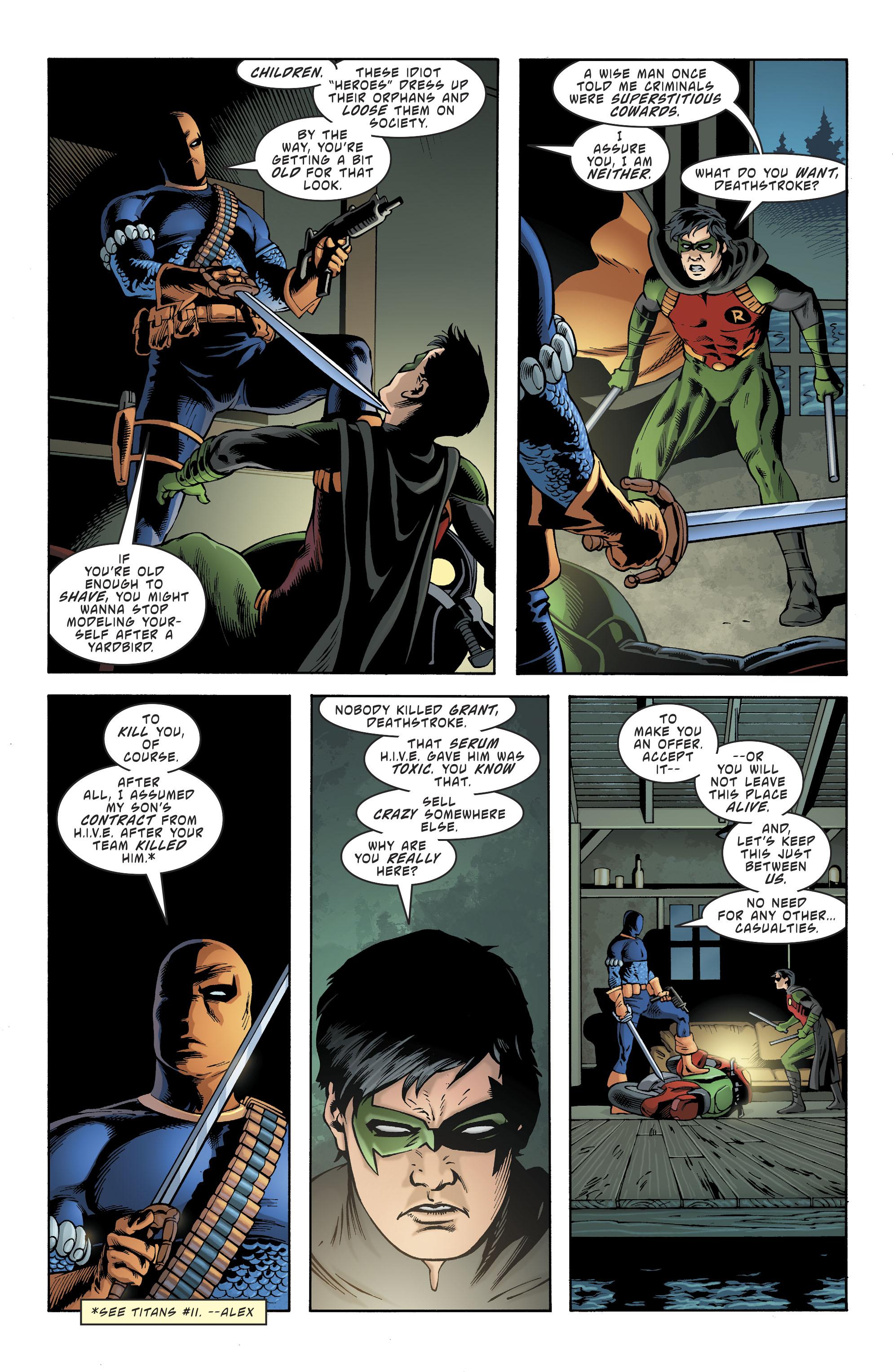 Read online Deathstroke (2016) comic -  Issue #19 - 7
