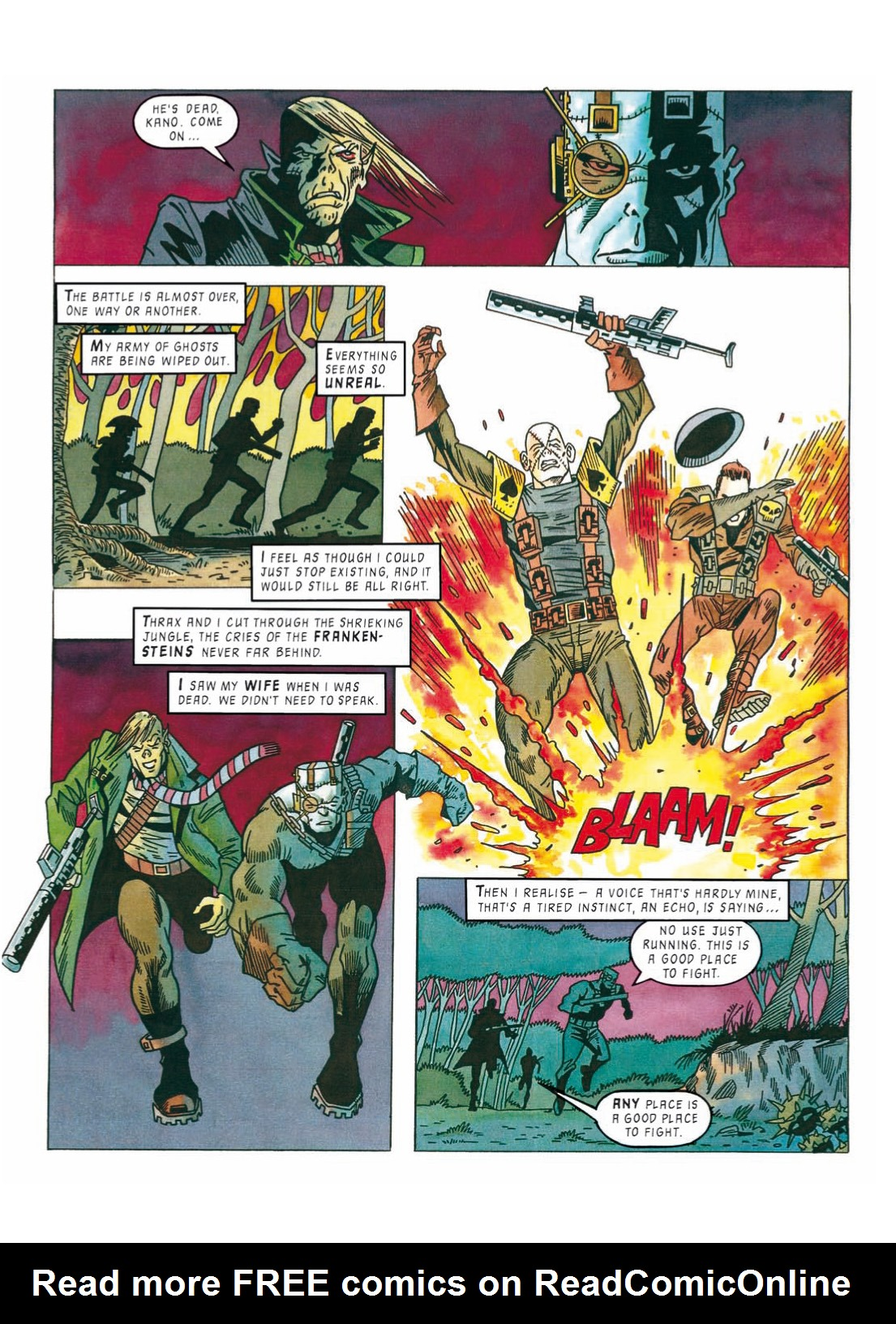 Read online The Complete Bad Company comic -  Issue # TPB - 306