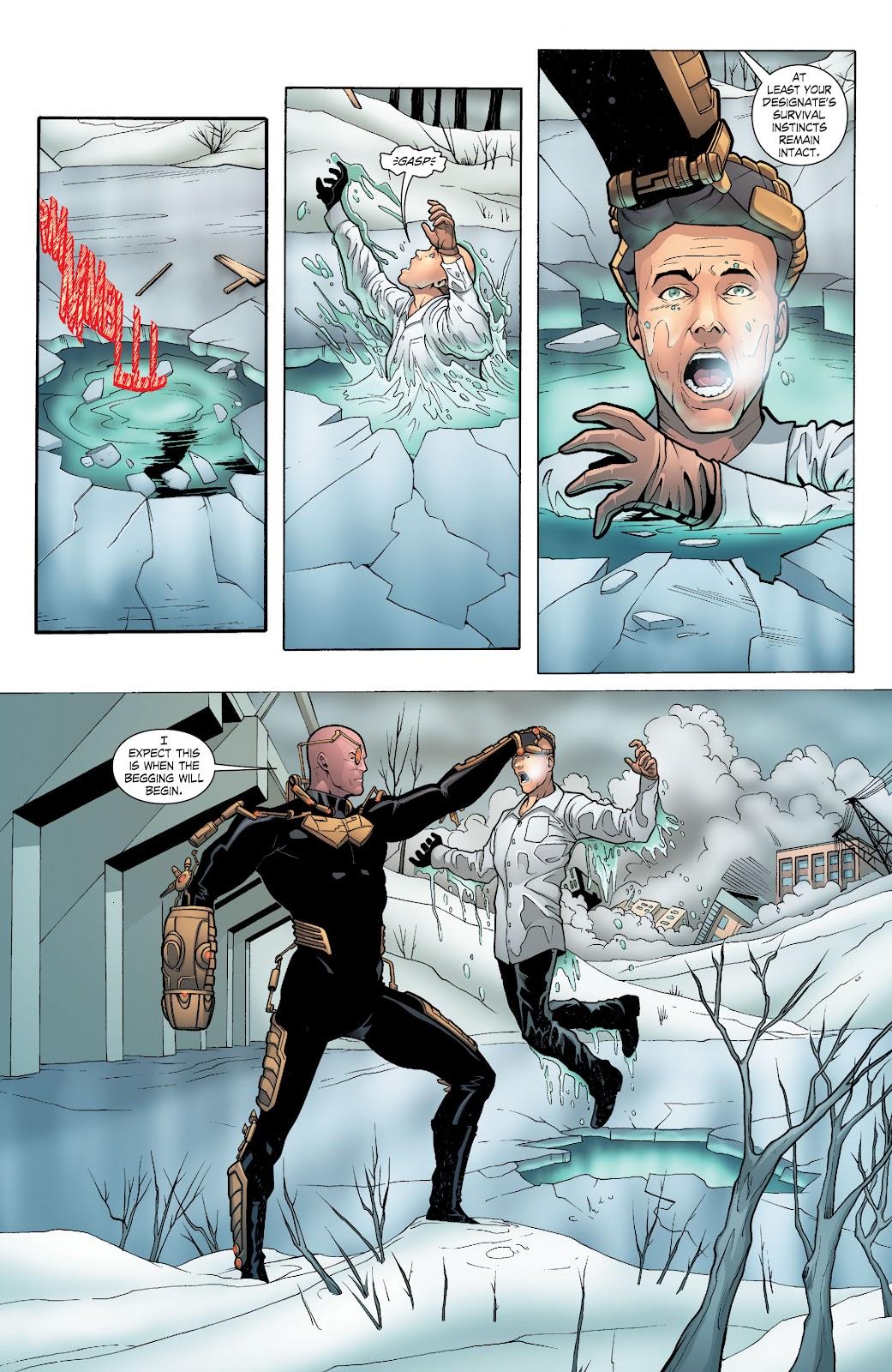 Read online Smallville Season 11 [II] comic -  Issue # TPB 6 - 147