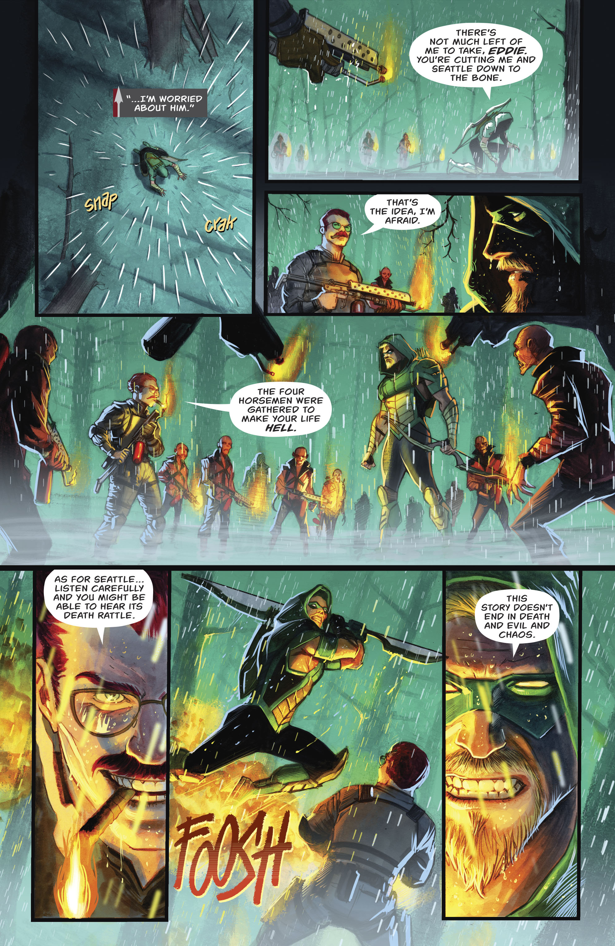 Read online Green Arrow (2016) comic -  Issue #23 - 16