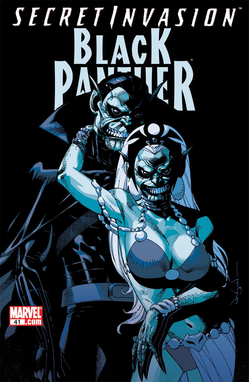 Black Panther (2005) 41 Page 1
