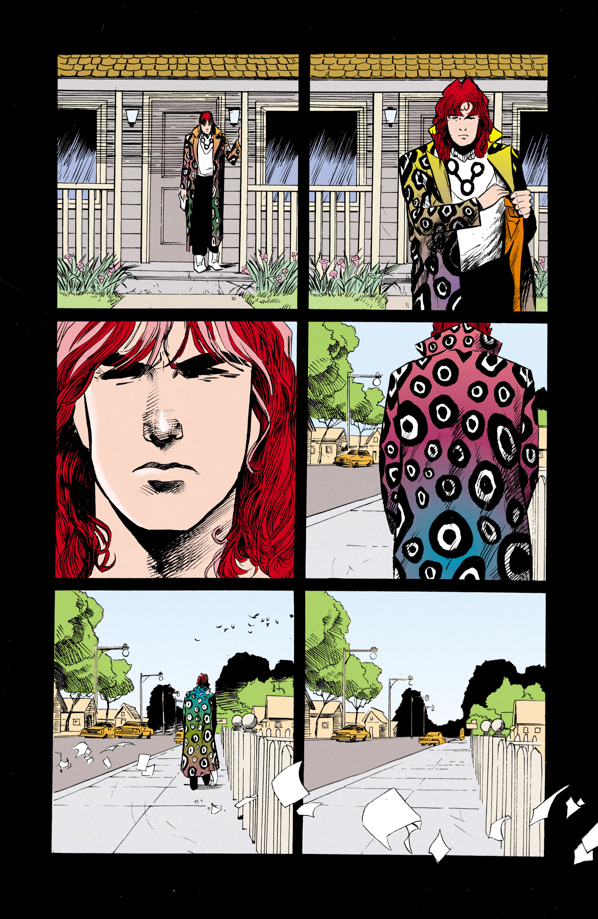 Read online Shade, the Changing Man comic -  Issue #18 - 24