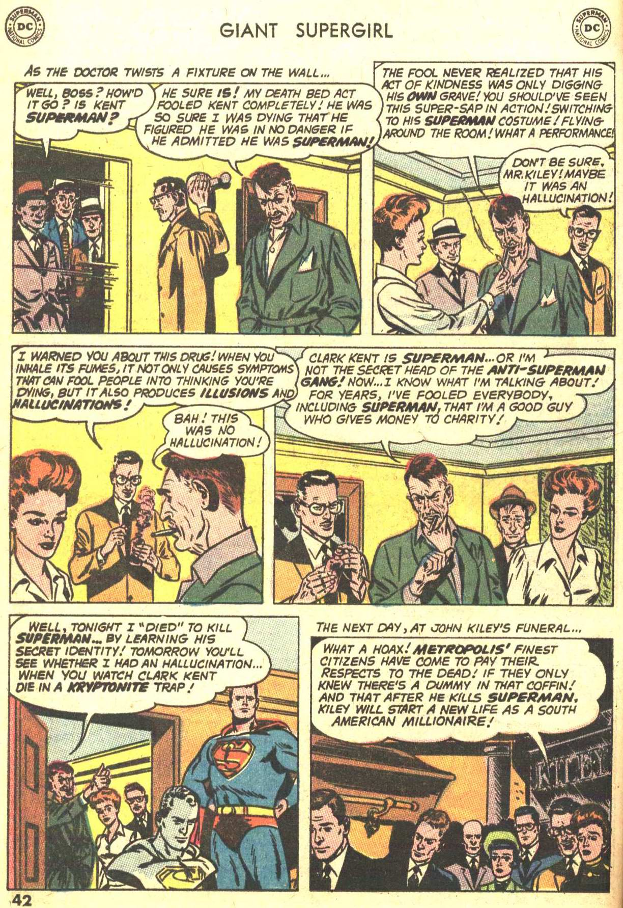 Read online Action Comics (1938) comic -  Issue #373 - 40