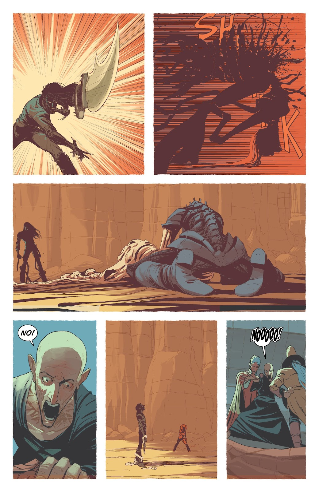 Read online East Of West comic -  Issue #42 - 18