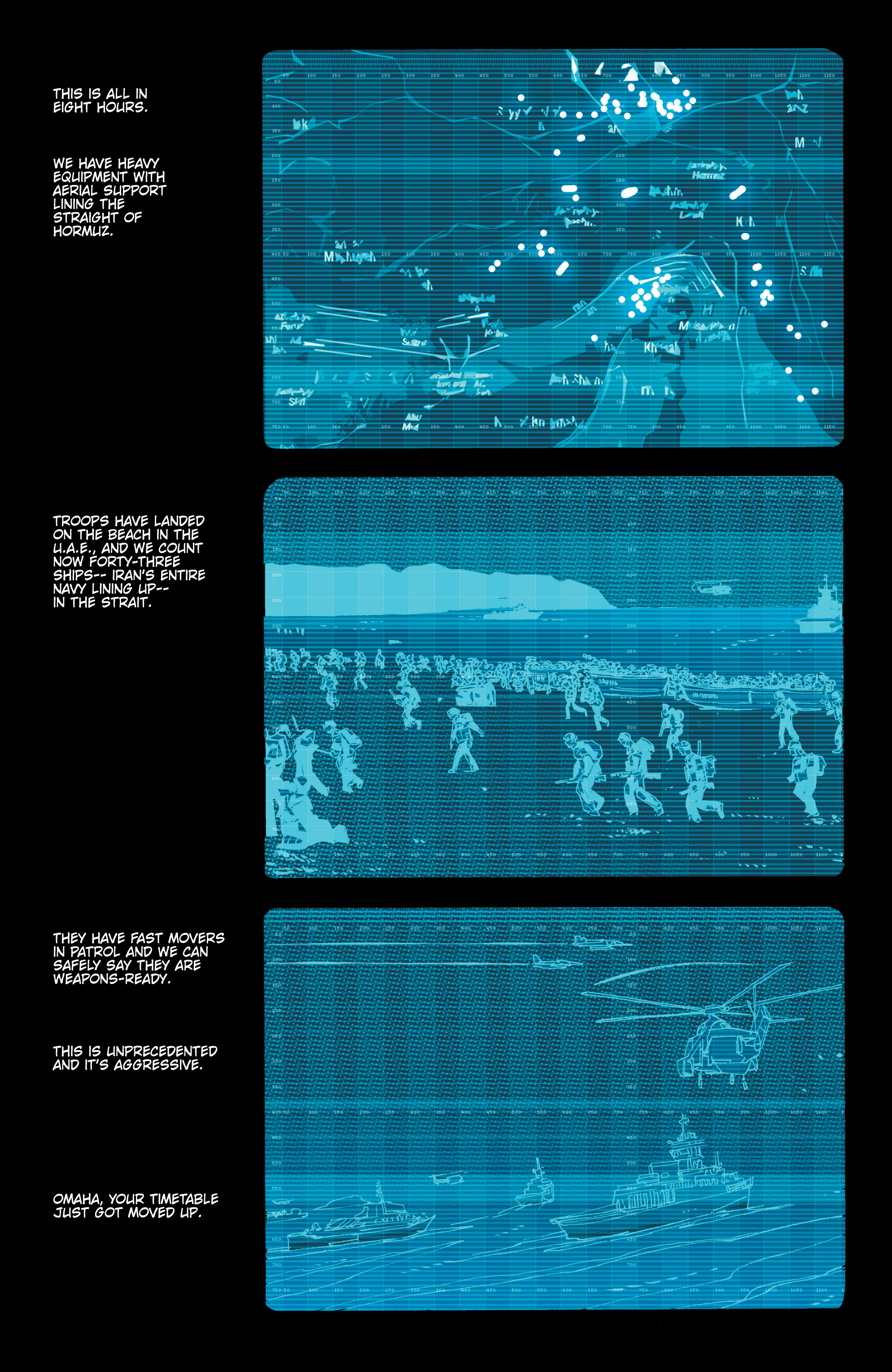 Read online The Activity comic -  Issue #15 - 16