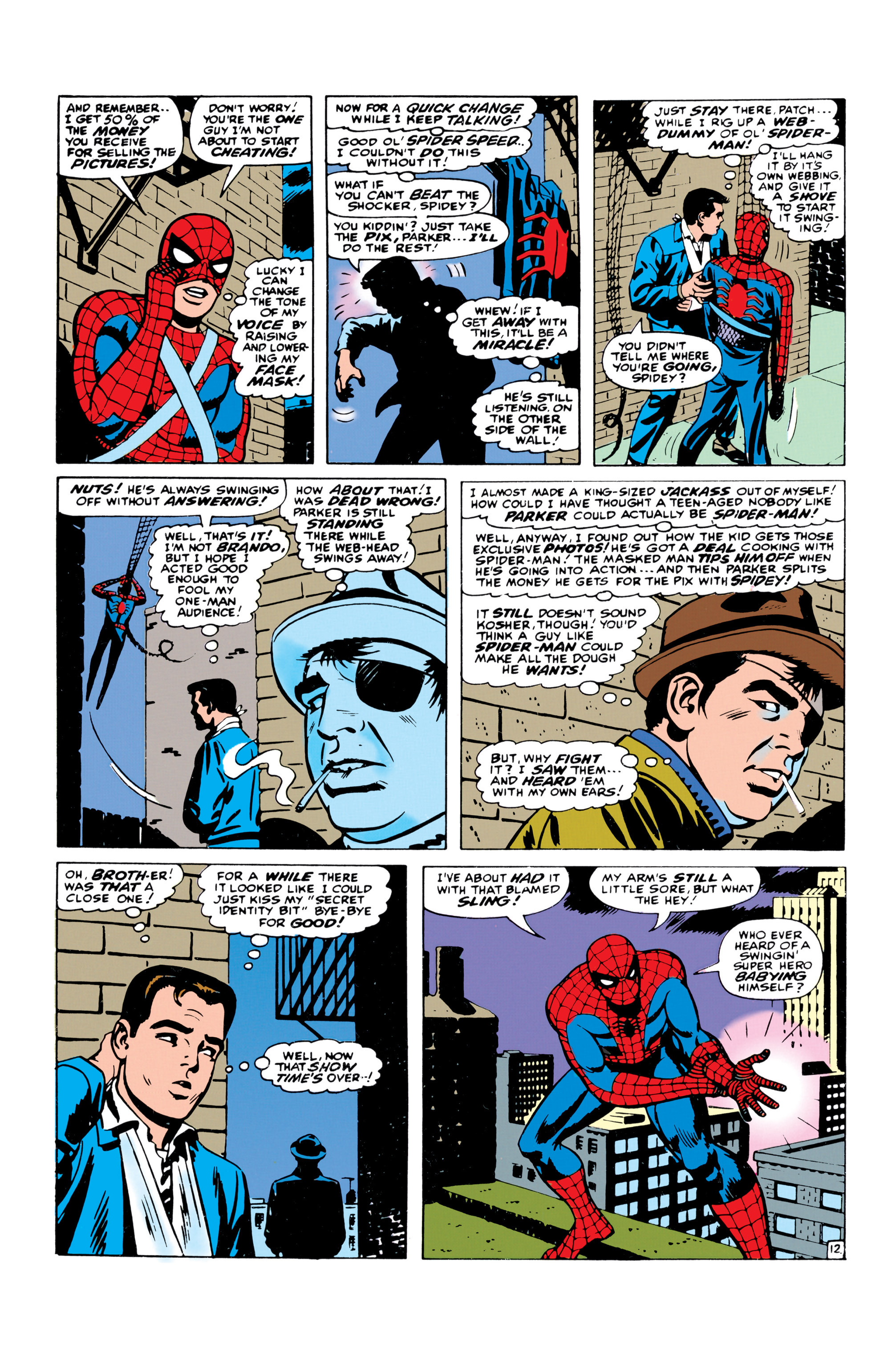 The Amazing Spider-Man (1963) 46 Page 12