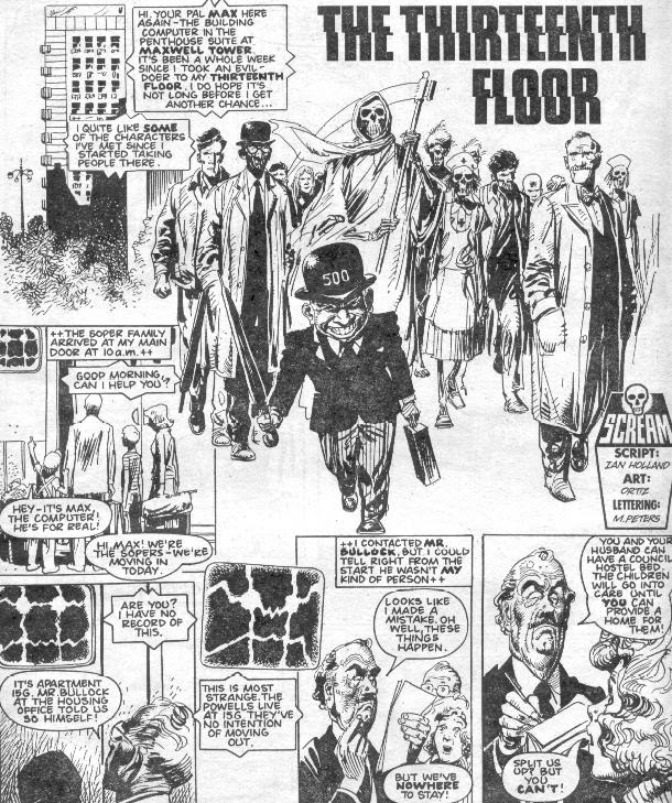 Read online The Thirteenth Floor (2007) comic -  Issue # Full - 45