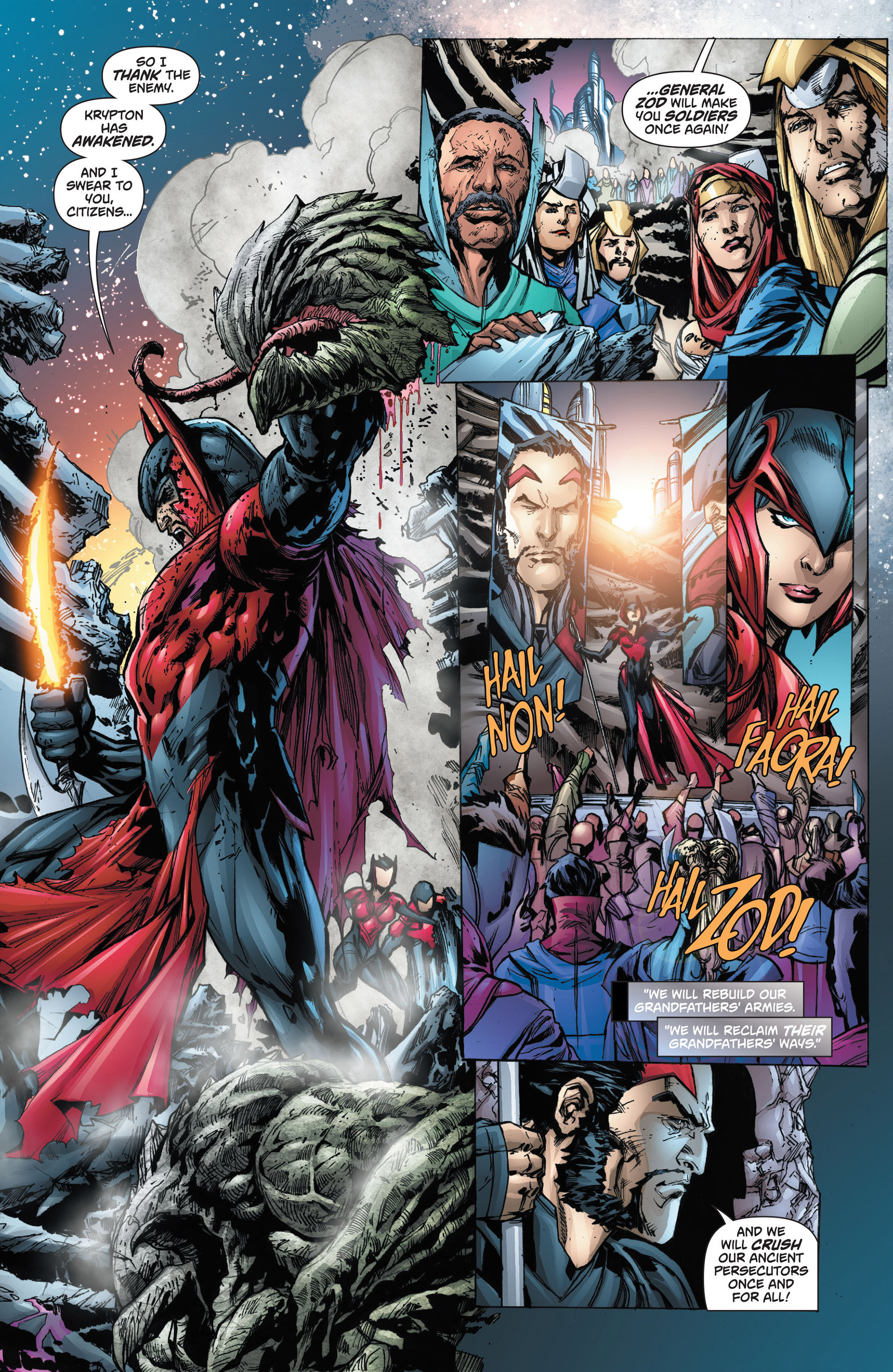 Read online Action Comics (2011) comic -  Issue #23.2 - 15