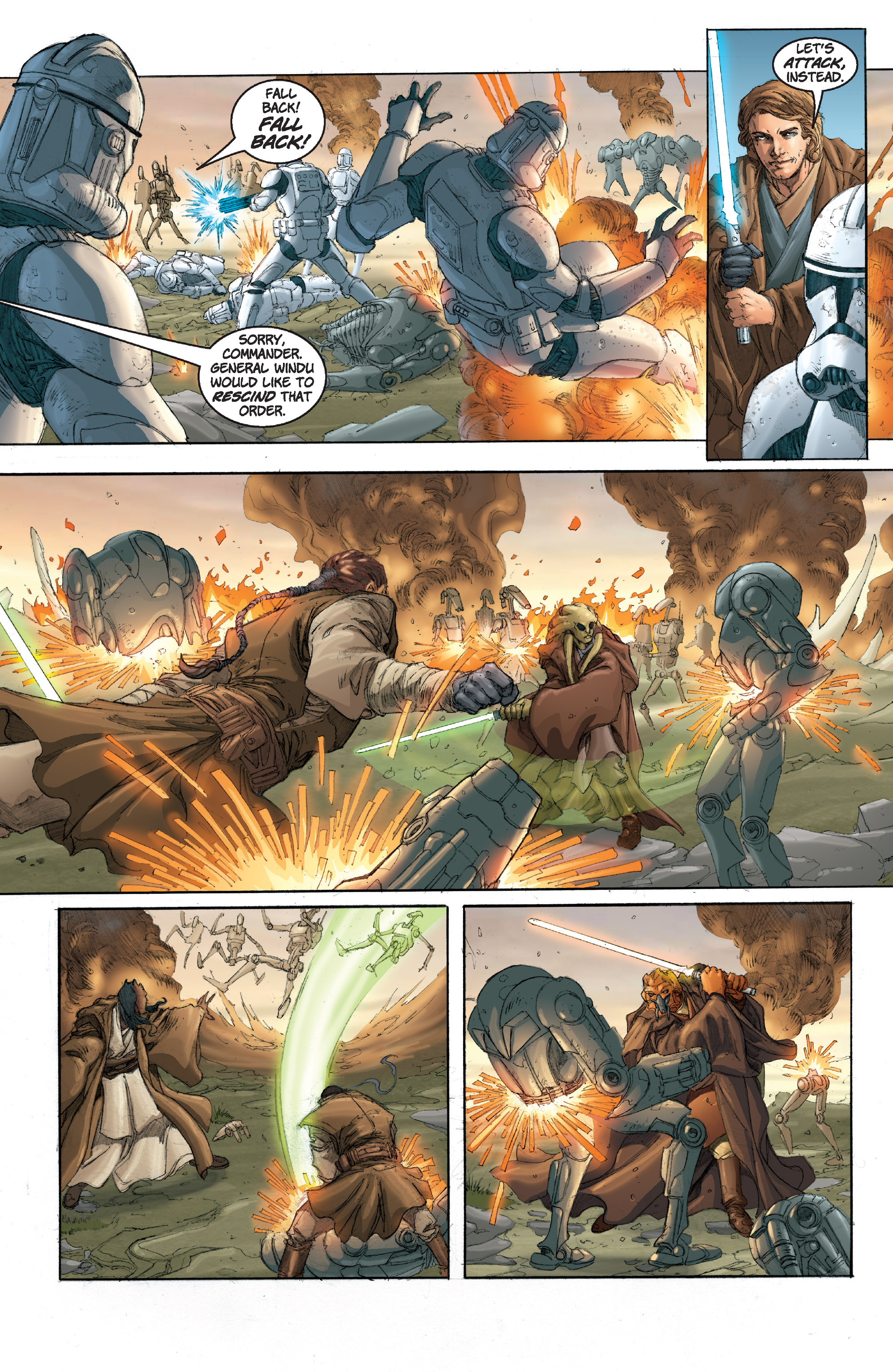 Read online Star Wars Omnibus comic -  Issue # Vol. 26 - 160