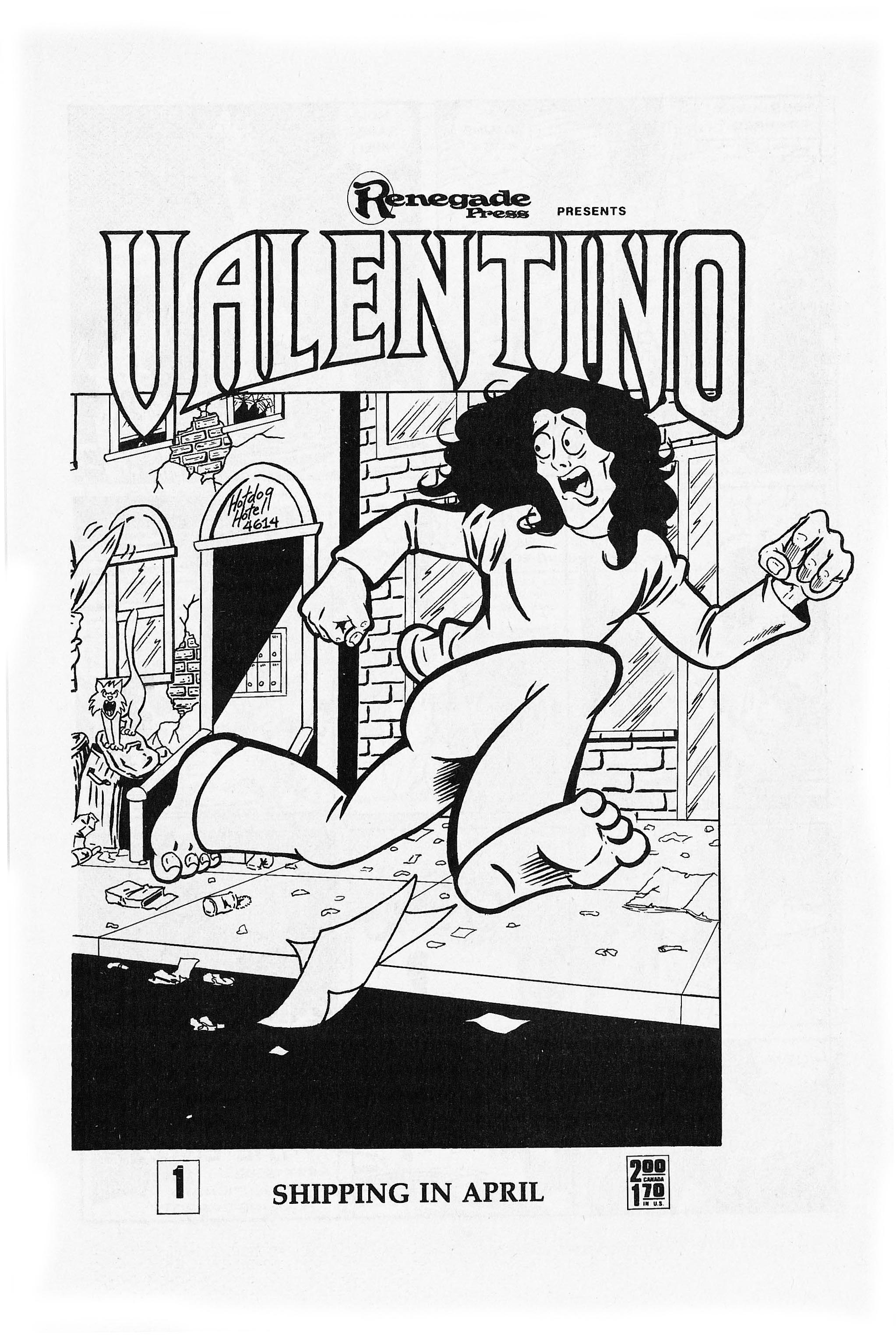 Read online Flaming Carrot Comics (1984) comic -  Issue #6 - 34