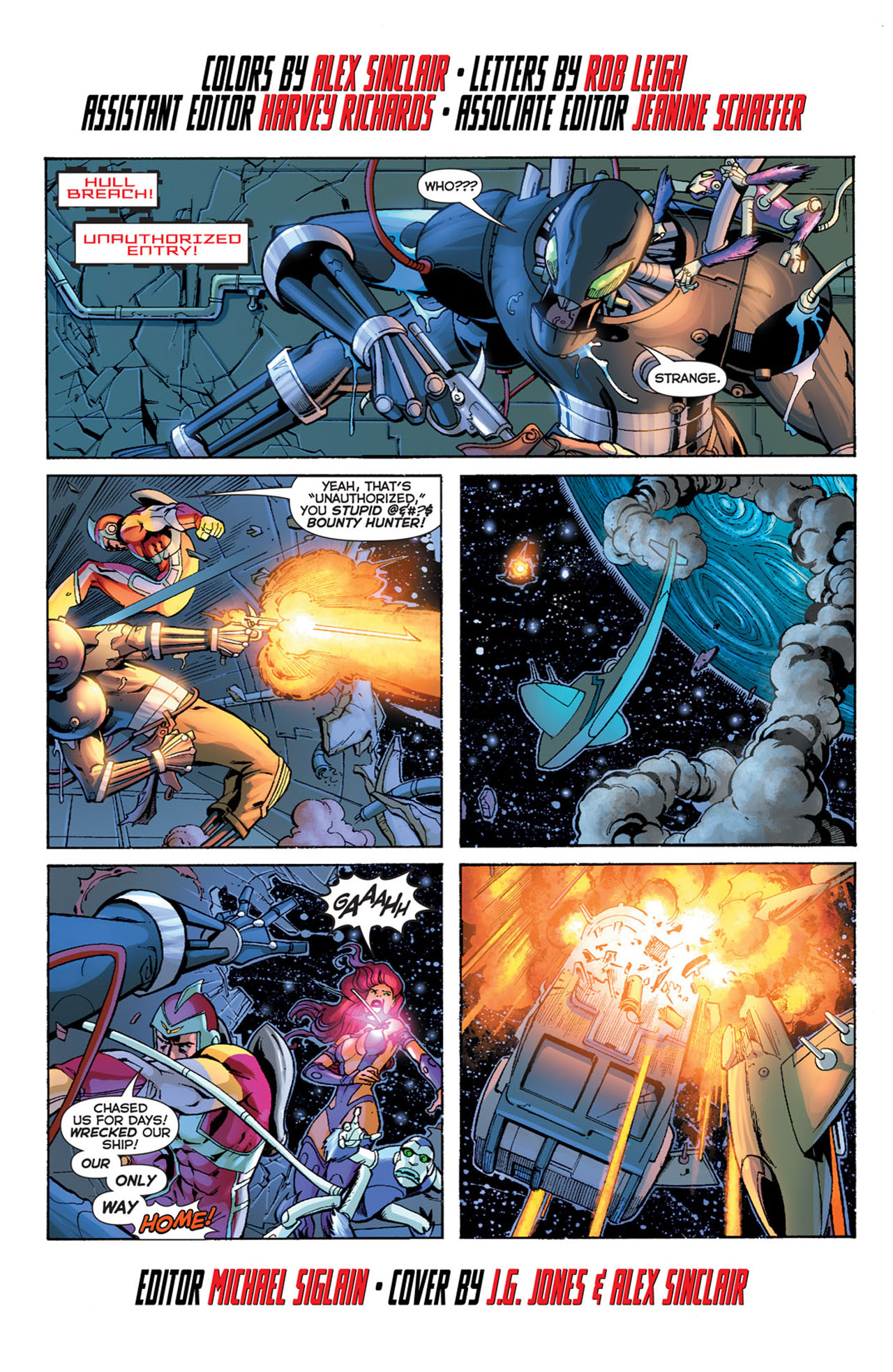 Read online 52 comic -  Issue #41 - 4