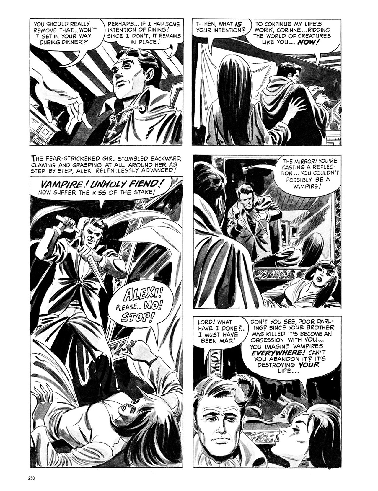 Read online Eerie Archives comic -  Issue # TPB 1 - 251