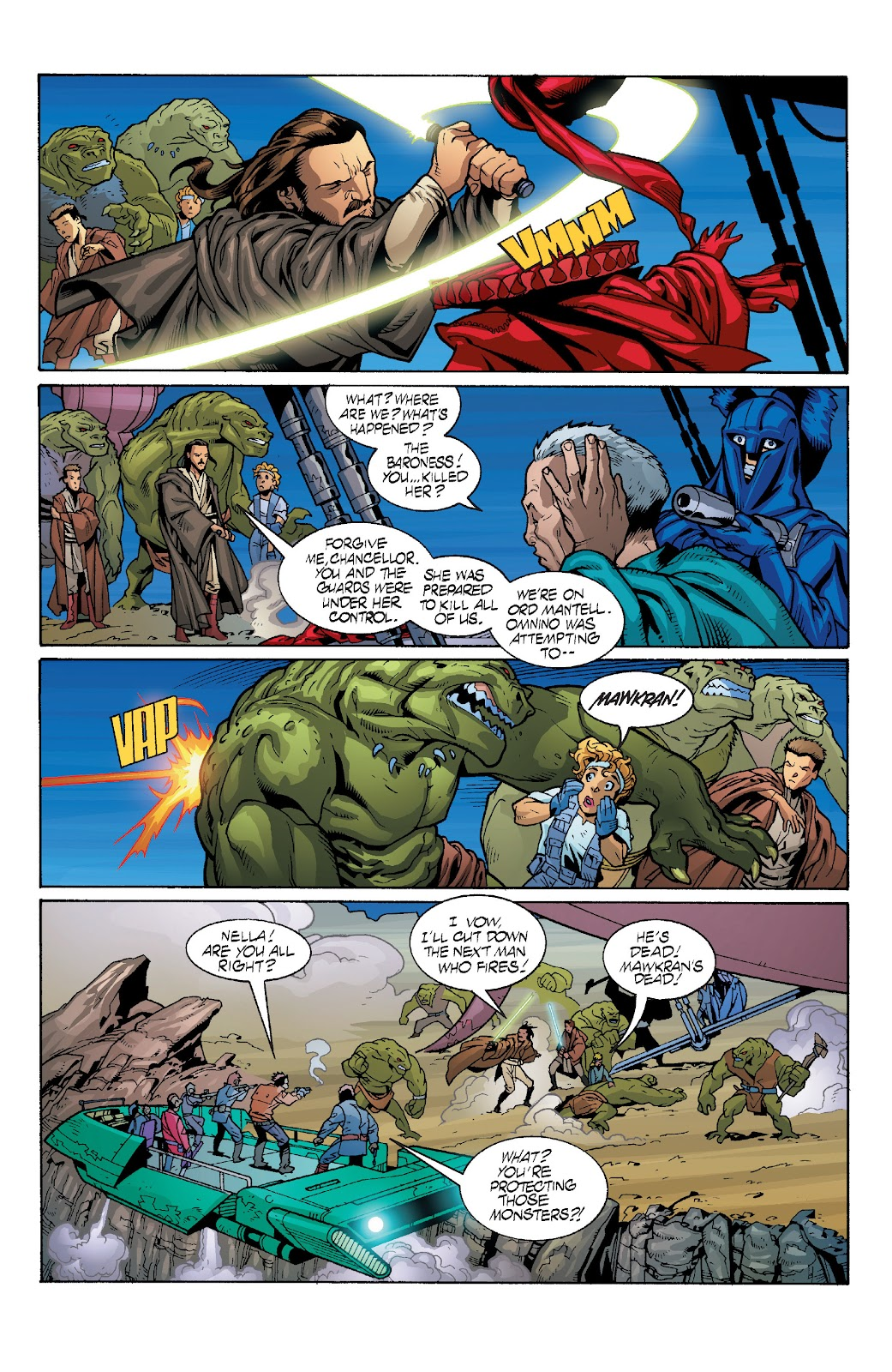 Read online Star Wars Legends: Rise of the Sith - Epic Collection comic -  Issue # TPB 1 (Part 4) - 41