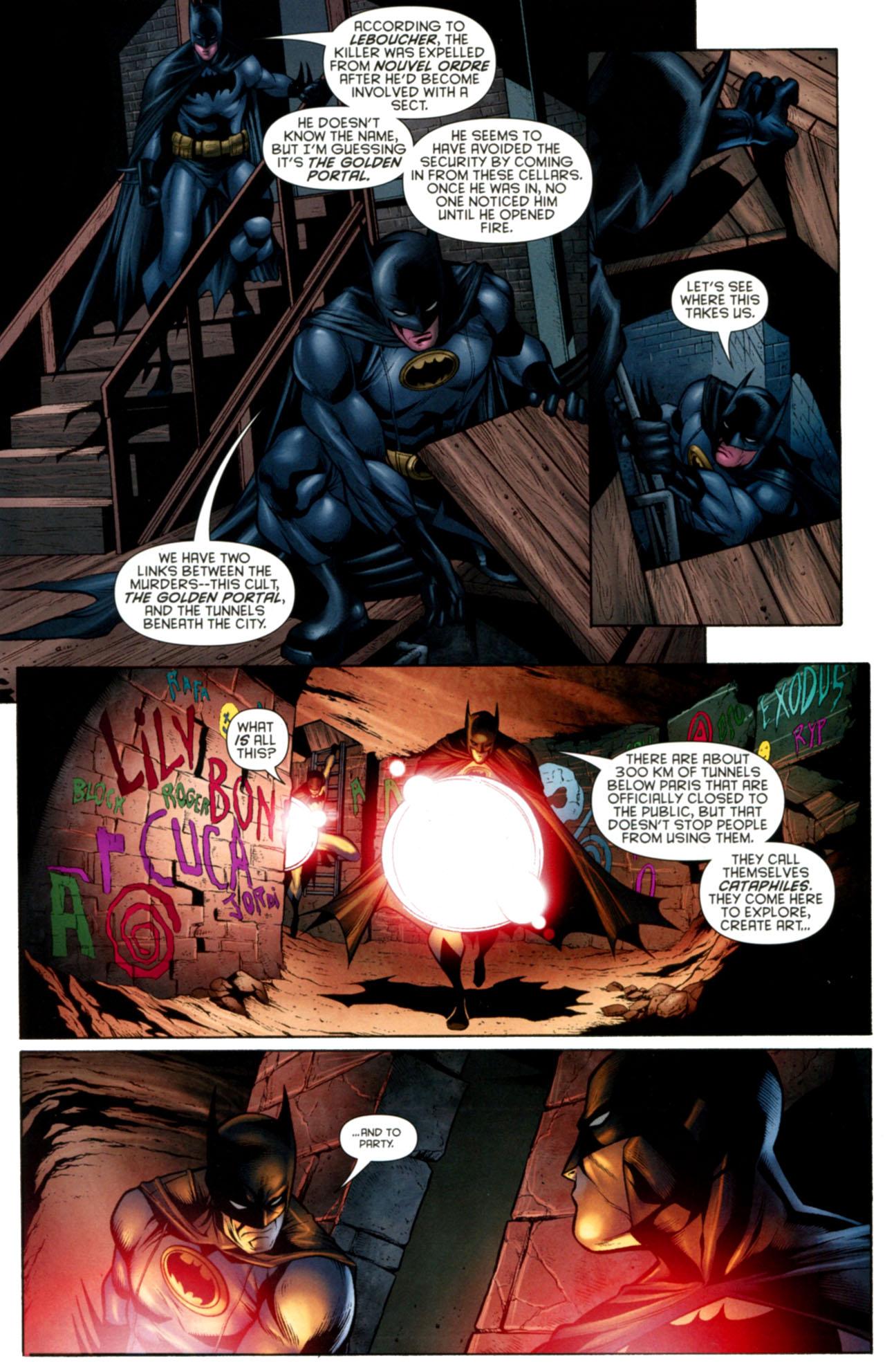 Read online Detective Comics (1937) comic -  Issue # _Annual 12 - 21