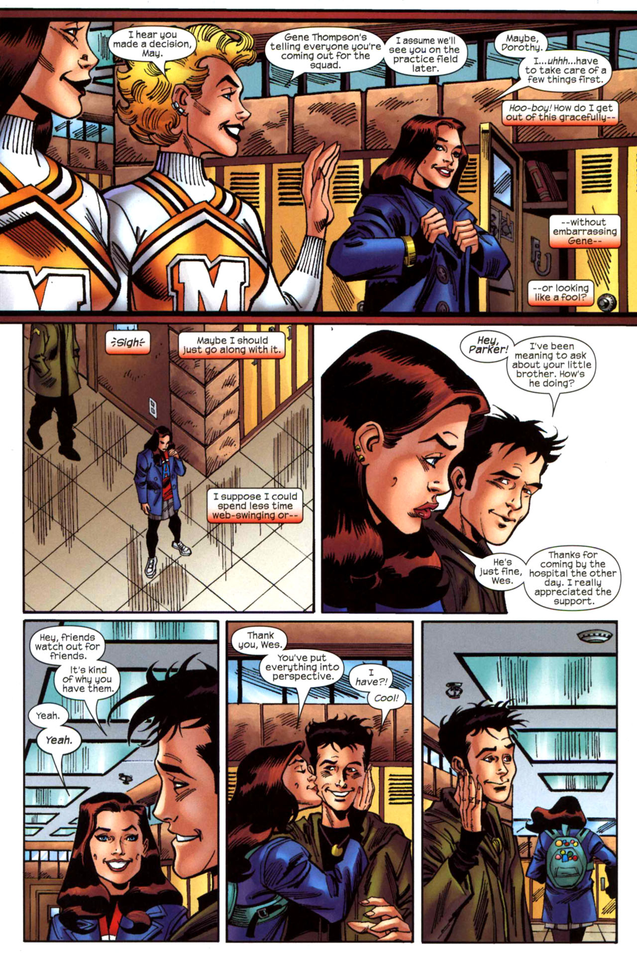 Read online Amazing Spider-Girl comic -  Issue #21 - 13