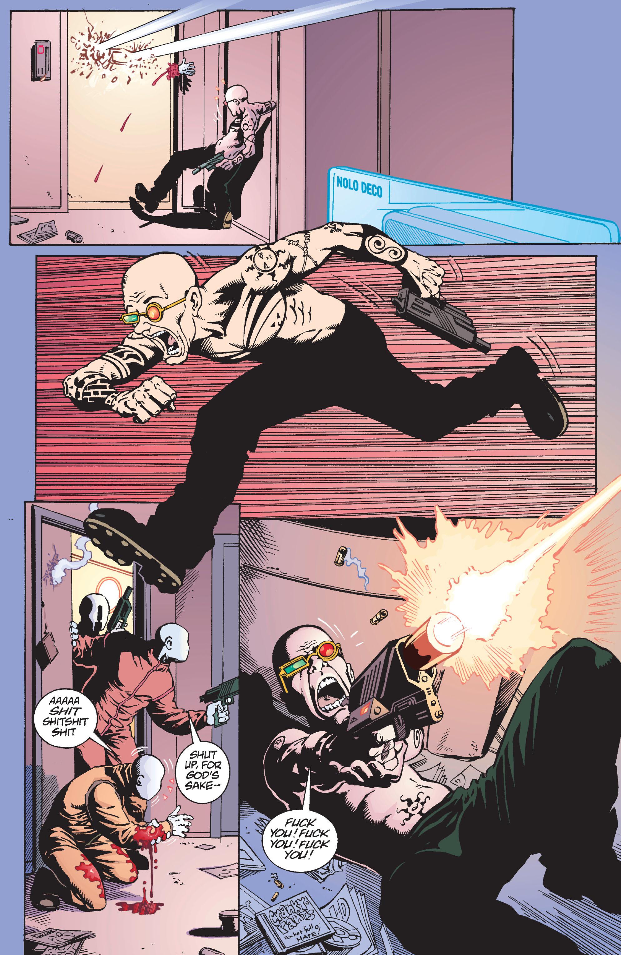 Read online Transmetropolitan comic -  Issue #10 - 9