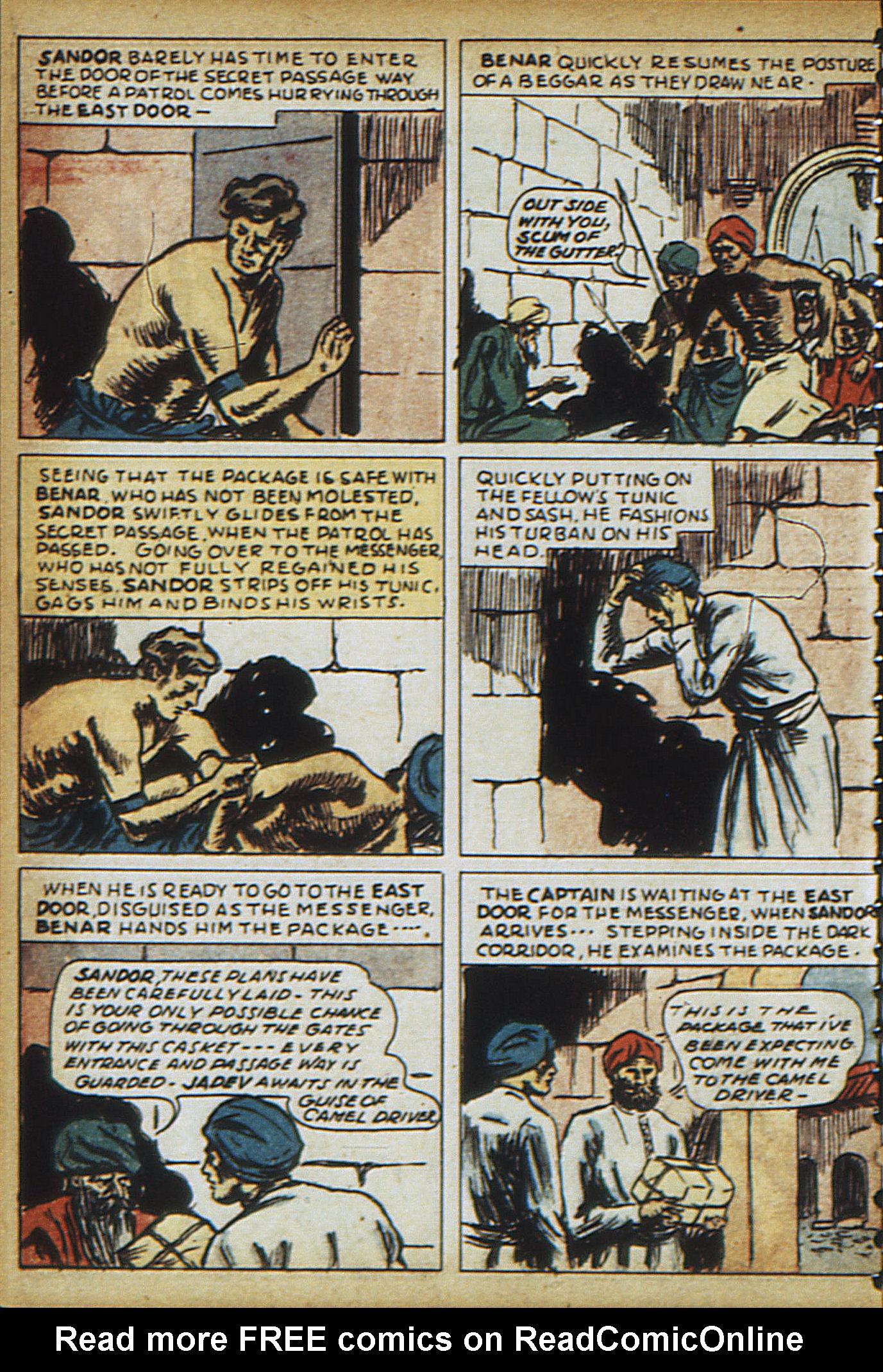Read online Adventure Comics (1938) comic -  Issue #18 - 53