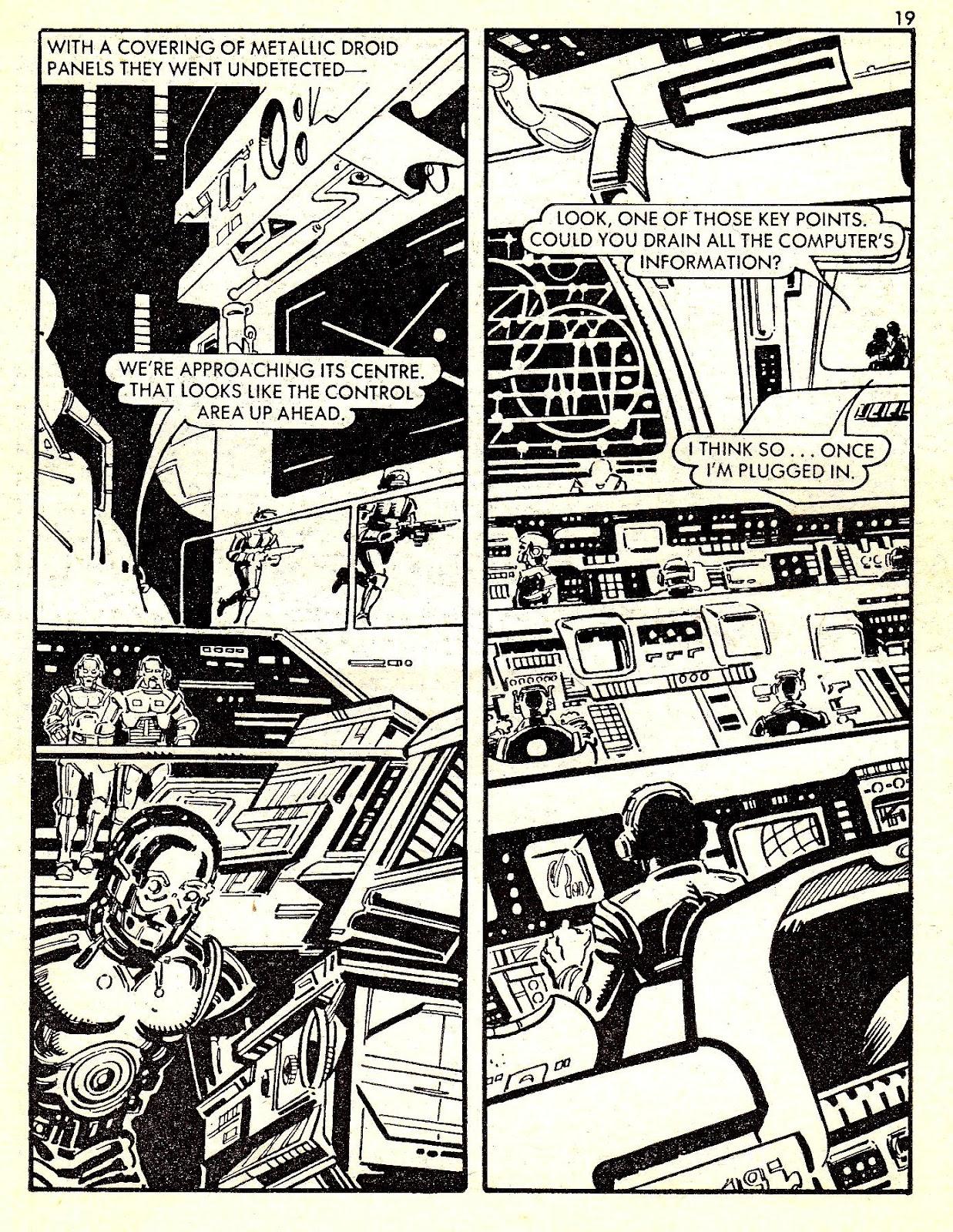 Starblazer issue 140 - Page 19