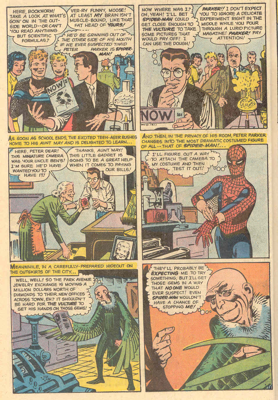 The Amazing Spider-Man (1963) _Annual_7 Page 14