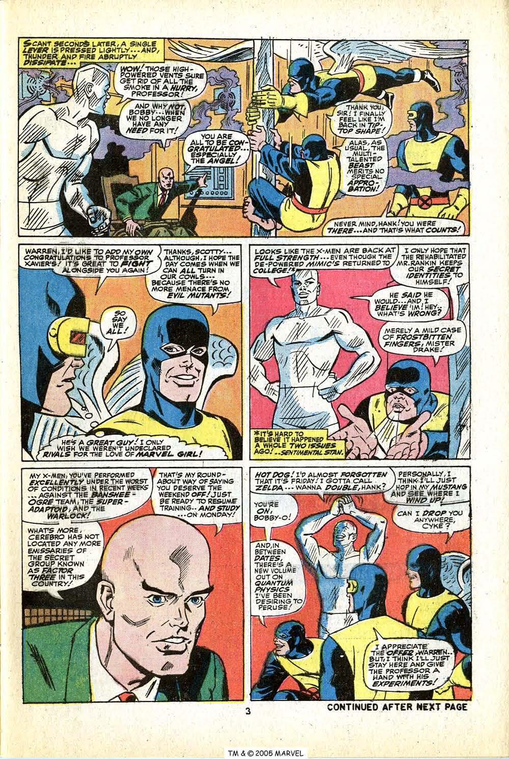 Uncanny X-Men (1963) 79 Page 4