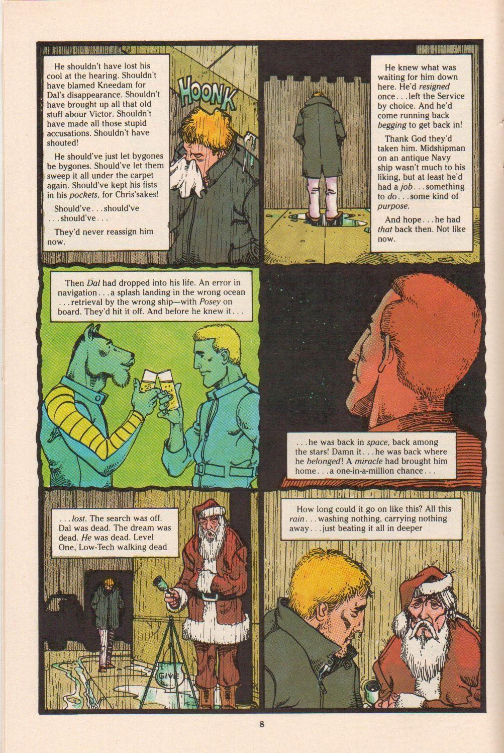 Read online Dalgoda comic -  Issue #4 - 10