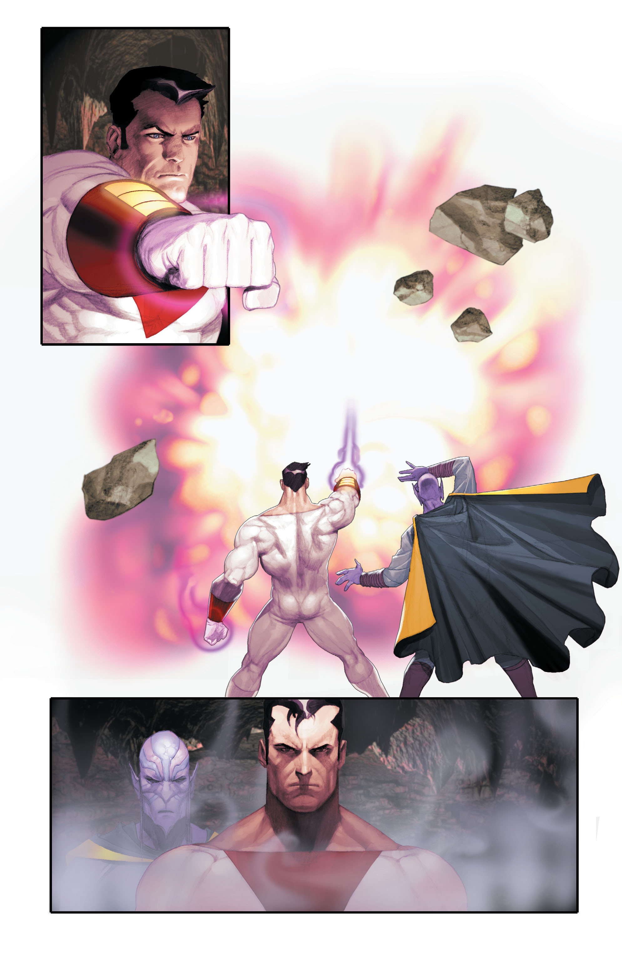 Read online Space Ghost (2016) comic -  Issue # Full - 44