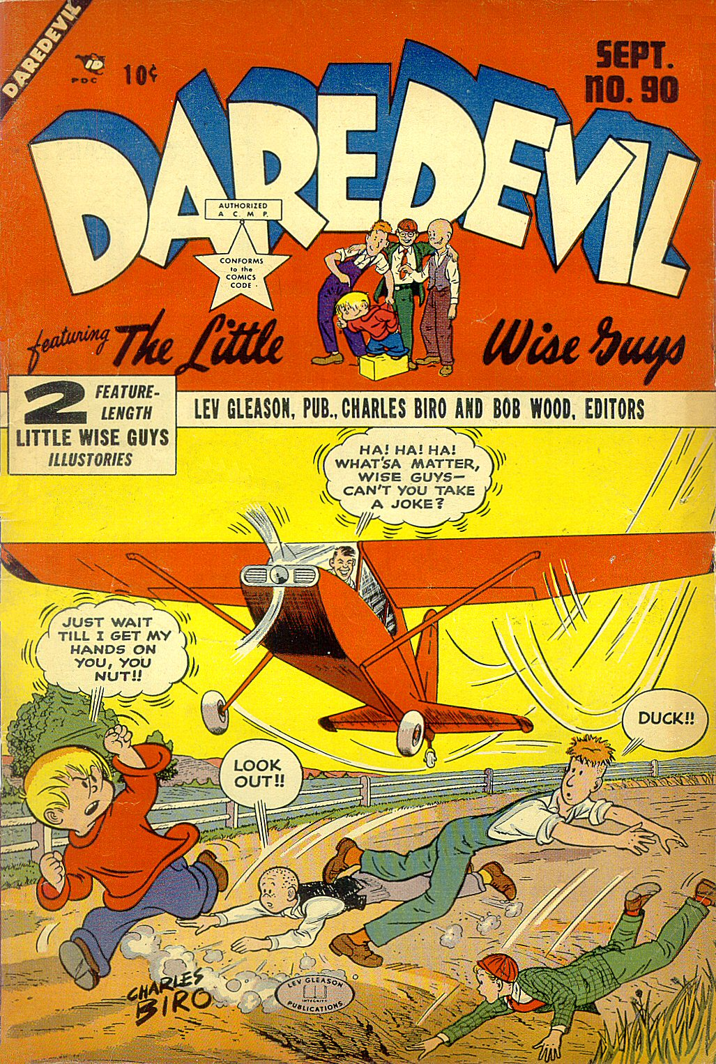 Daredevil (1941) 90 Page 1
