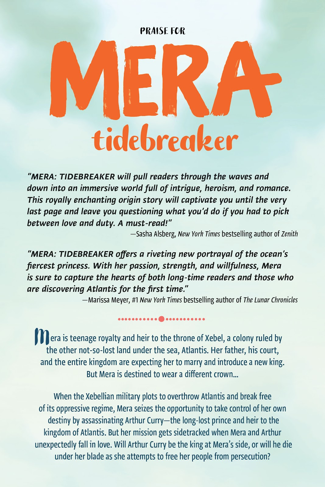 Read online Mera: Tidebreaker comic -  Issue # TPB (Part 1) - 2