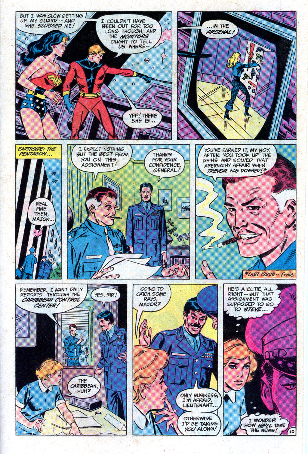 Read online Wonder Woman (1942) comic -  Issue #308 - 15
