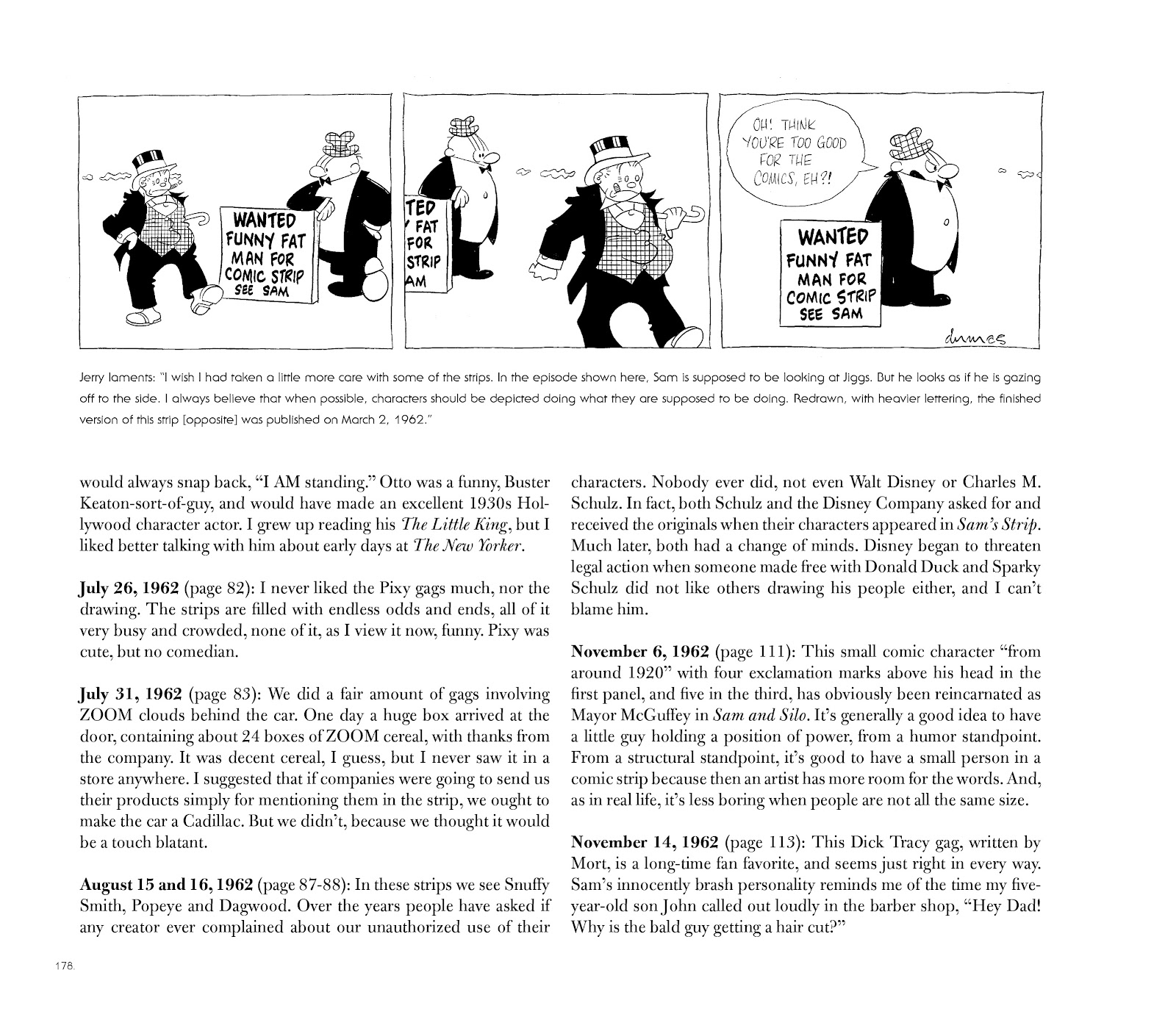 Read online Sam's Strip: The Comic About Comics comic -  Issue # TPB (Part 2) - 93