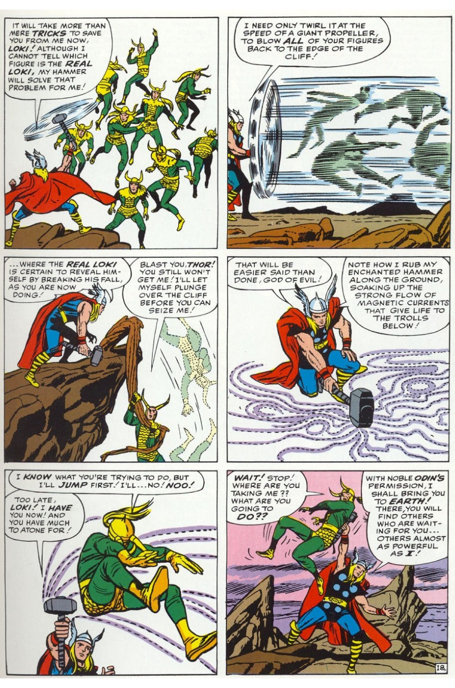 The Avengers (1963) 1 Page 18