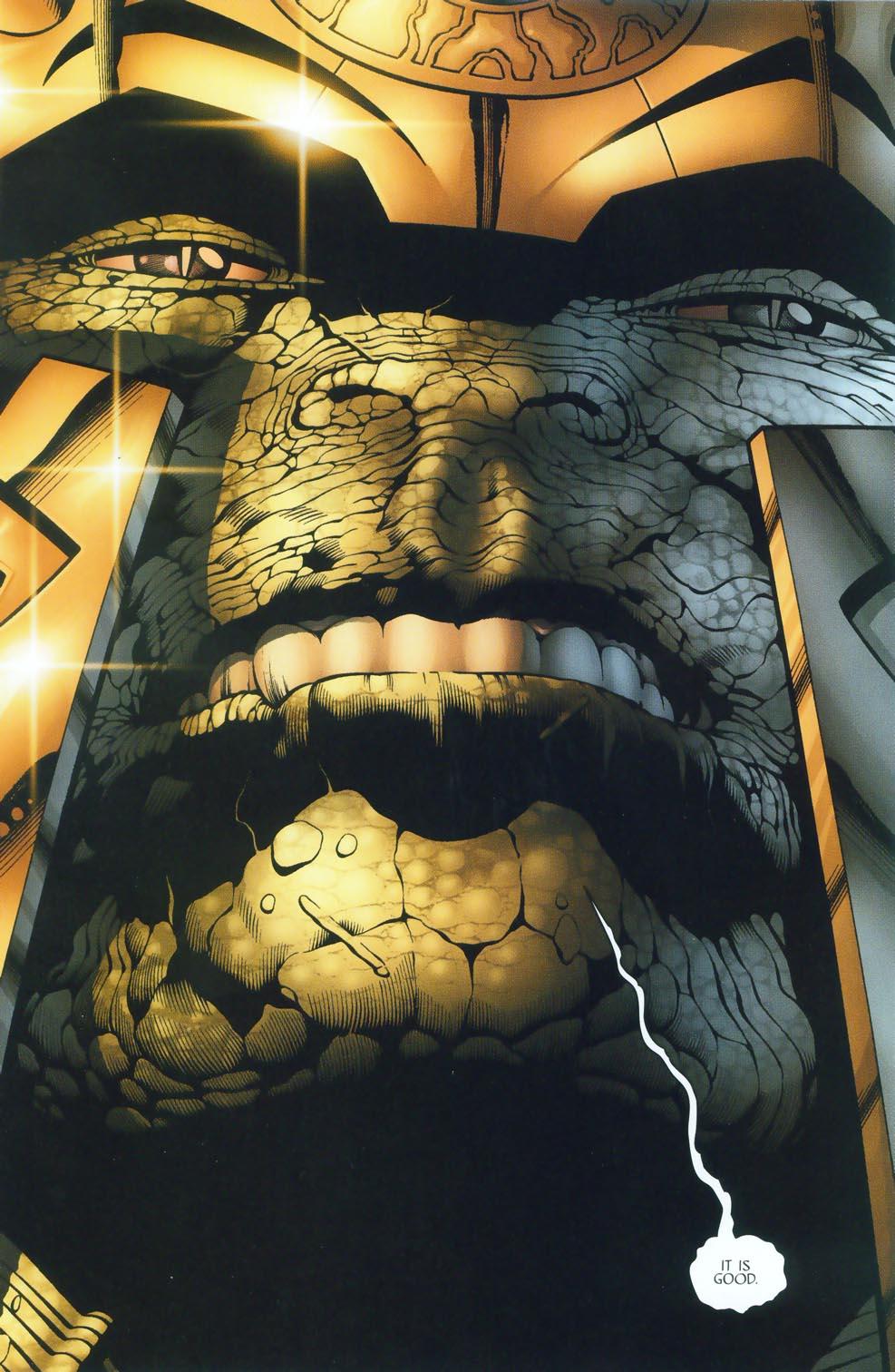 Read online Sigil (2000) comic -  Issue #38 - 3