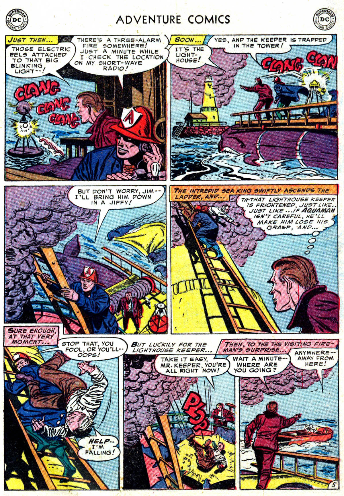 Read online Adventure Comics (1938) comic -  Issue #199 - 18