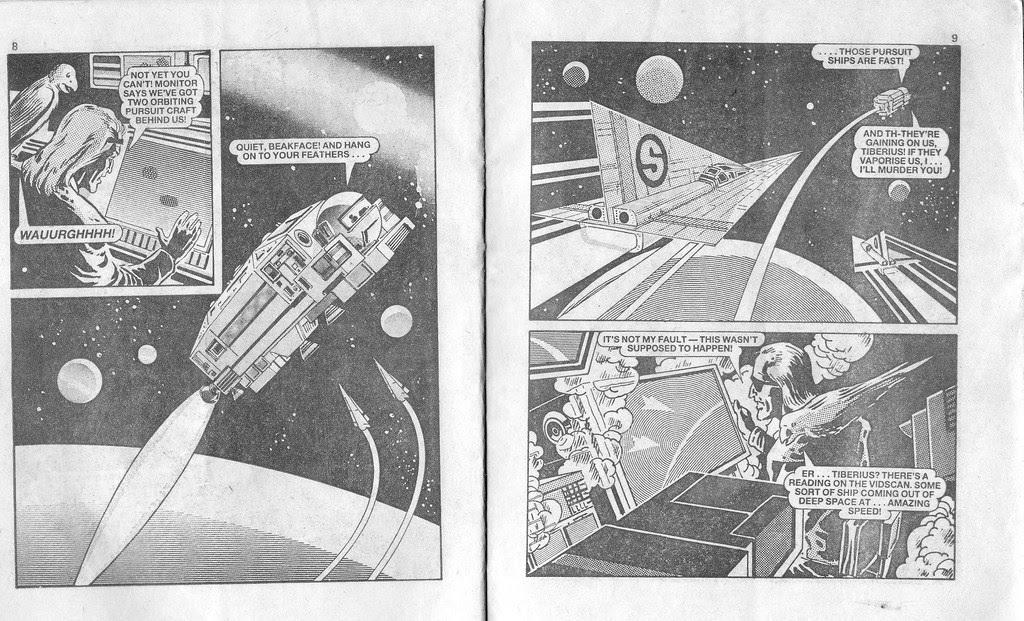 Starblazer issue 194 - Page 5