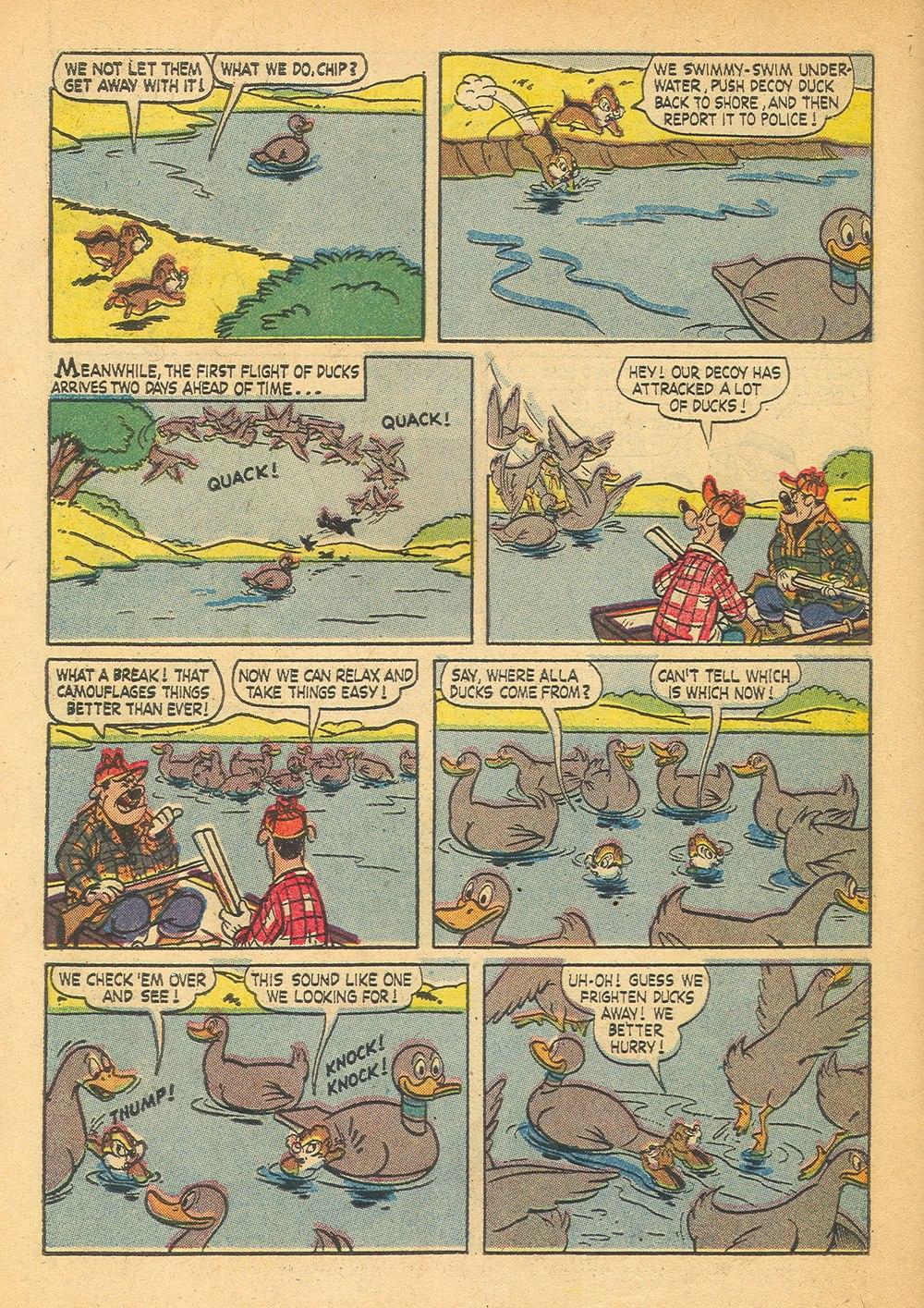 Walt Disneys Chip N Dale issue 21 - Page 6