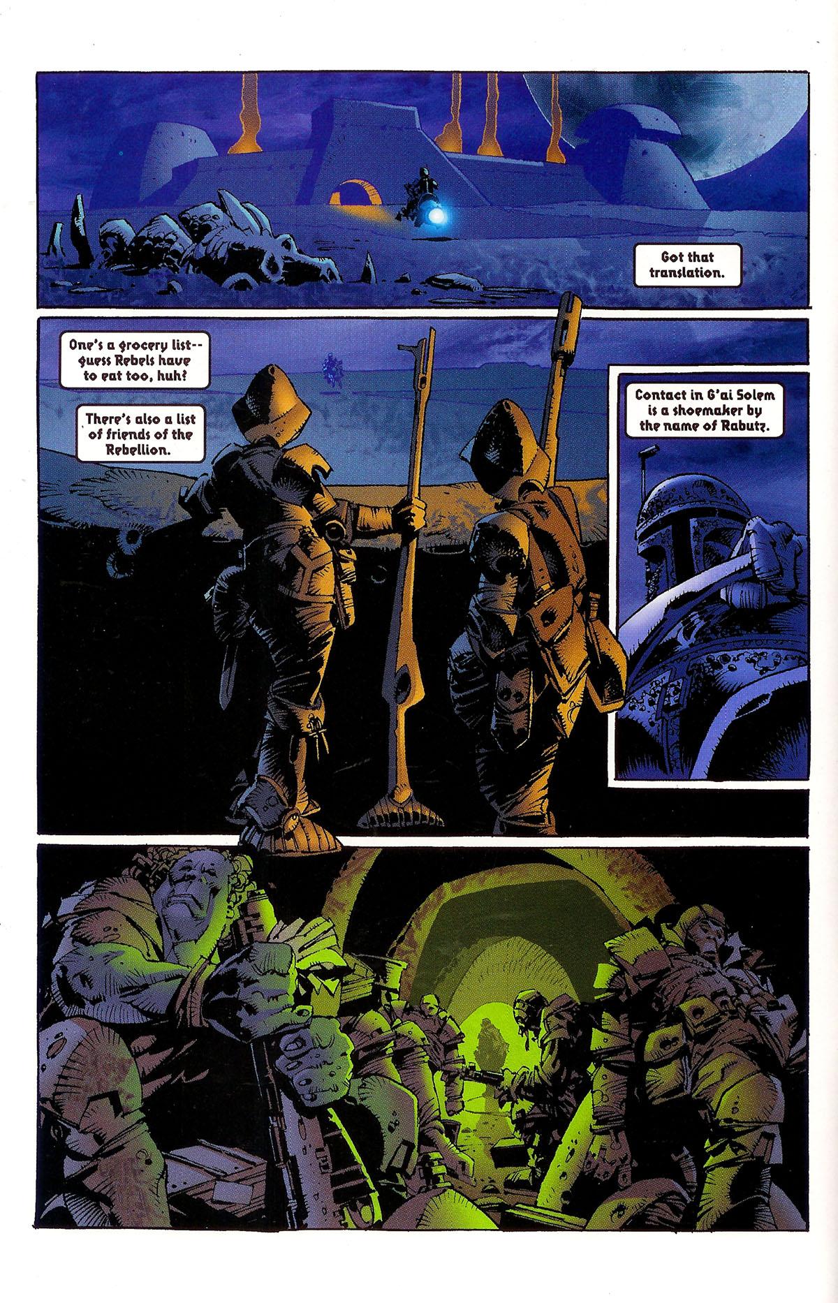 Read online Star Wars Omnibus comic -  Issue # Vol. 12 - 215