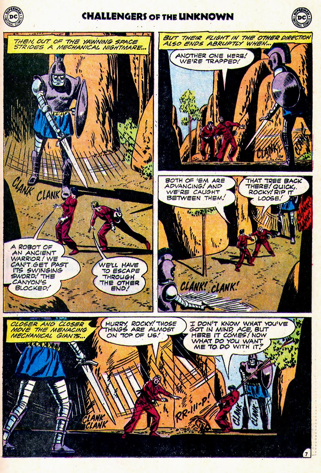 Challengers of the Unknown (1958) issue 23 - Page 9