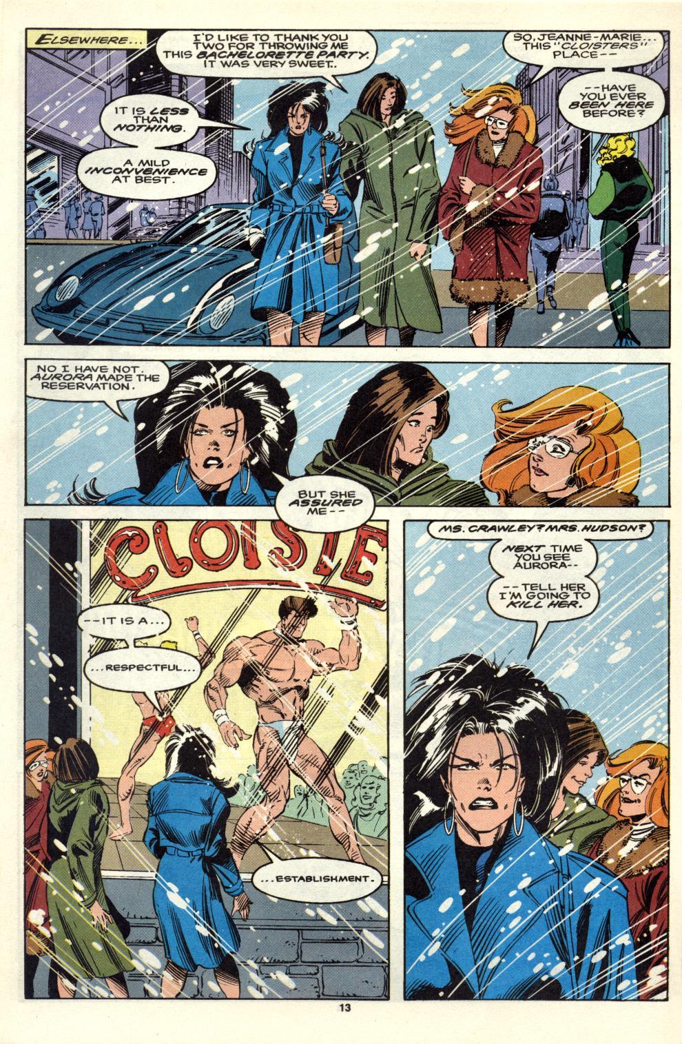 Read online Alpha Flight (1983) comic -  Issue #105 - 10