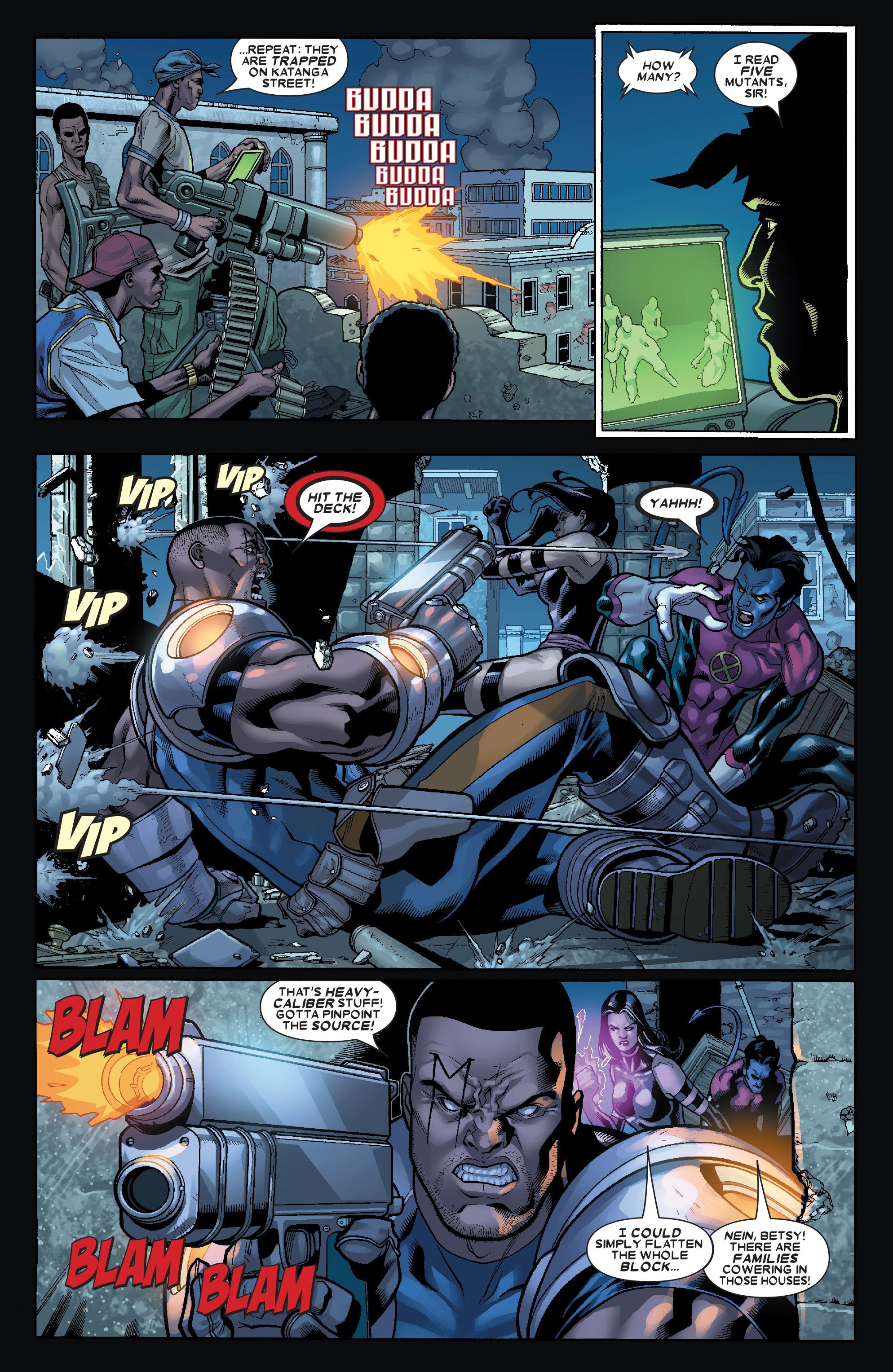 Read online Uncanny X-Men (1963) comic -  Issue # _Annual 1 (2006) - 8